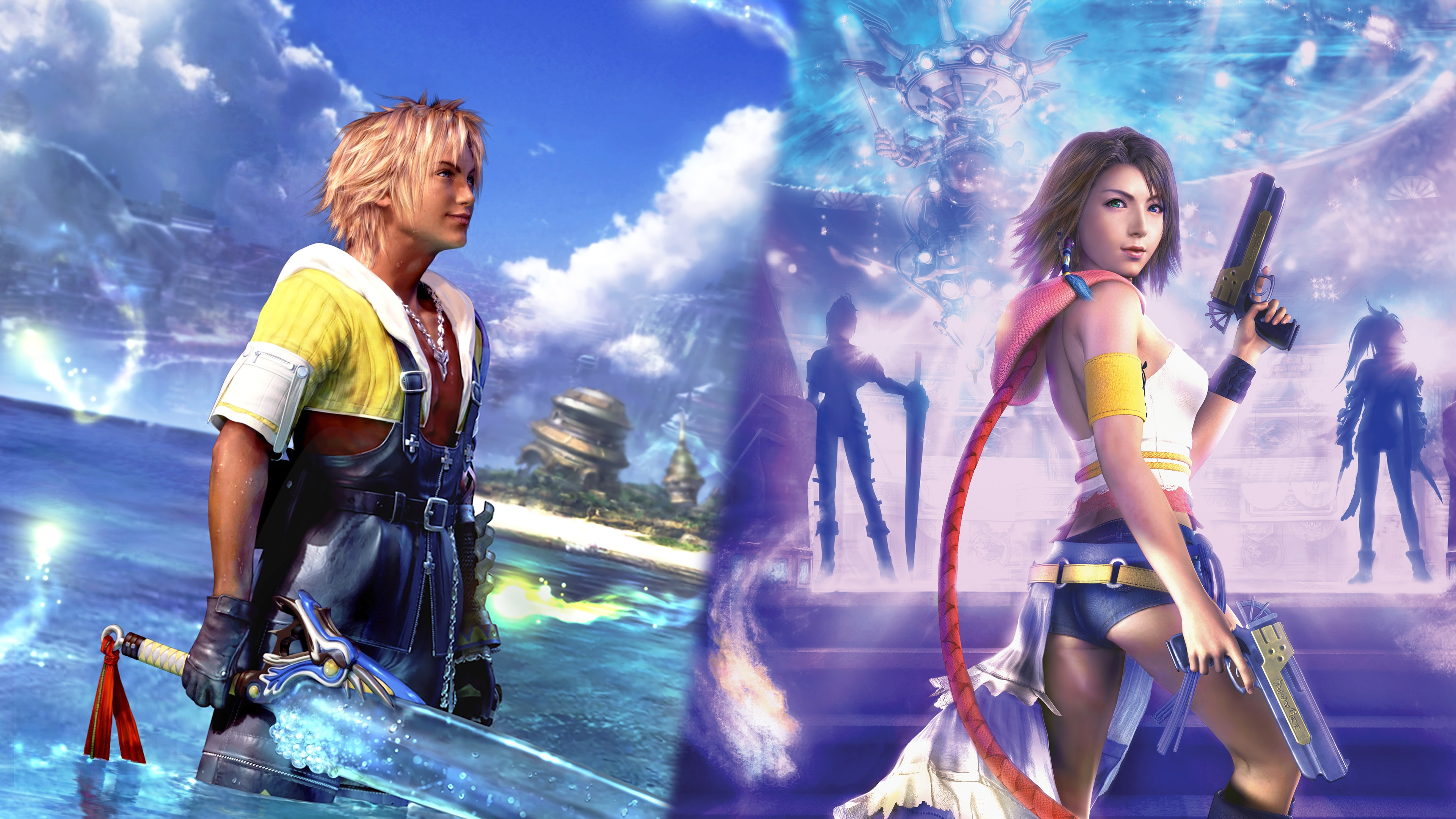 FINAL FANTASY X/X-2 HD Remaster