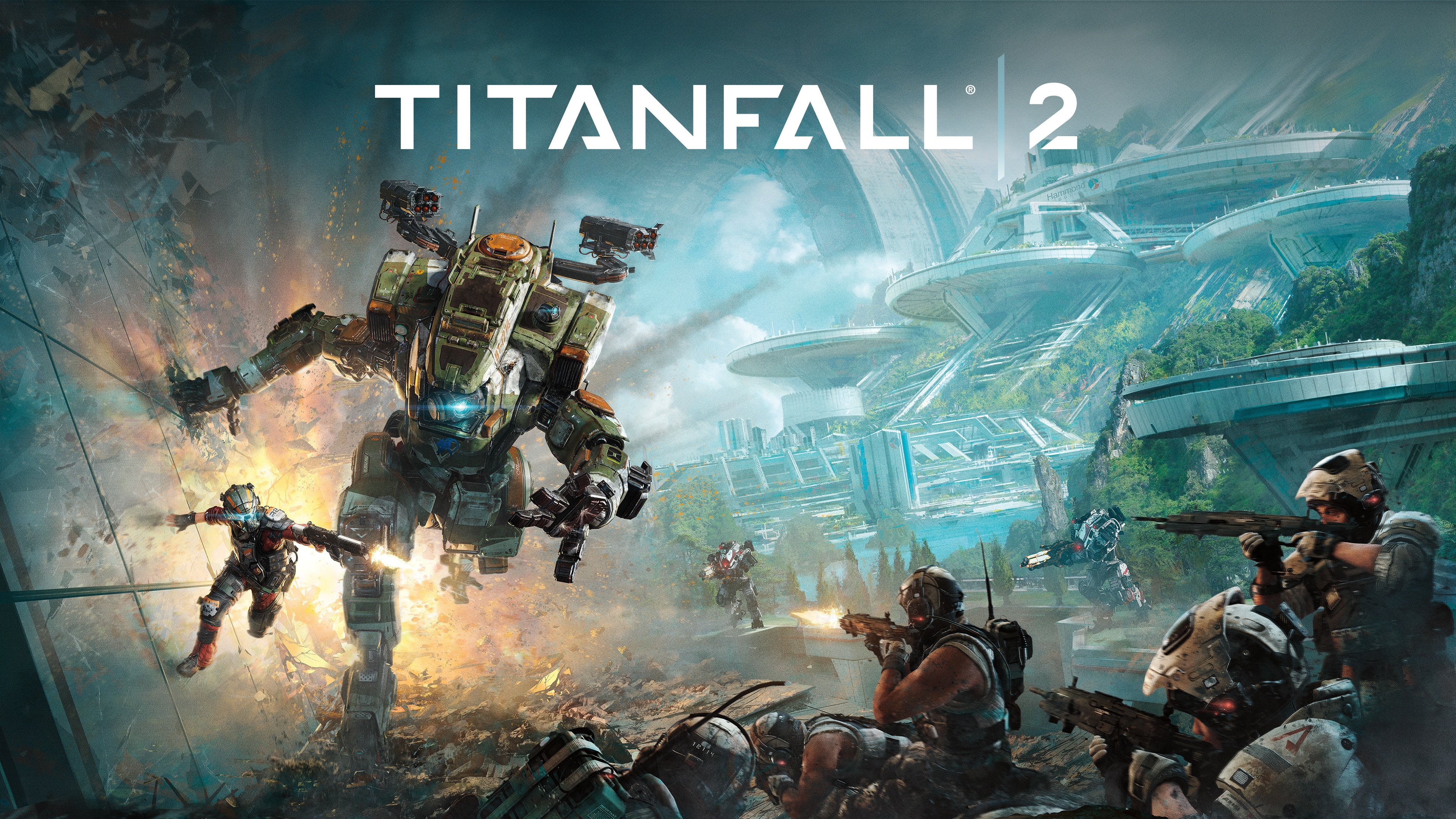 Titanfall™ 2 Standard Edition (English/Chinese Ver.)