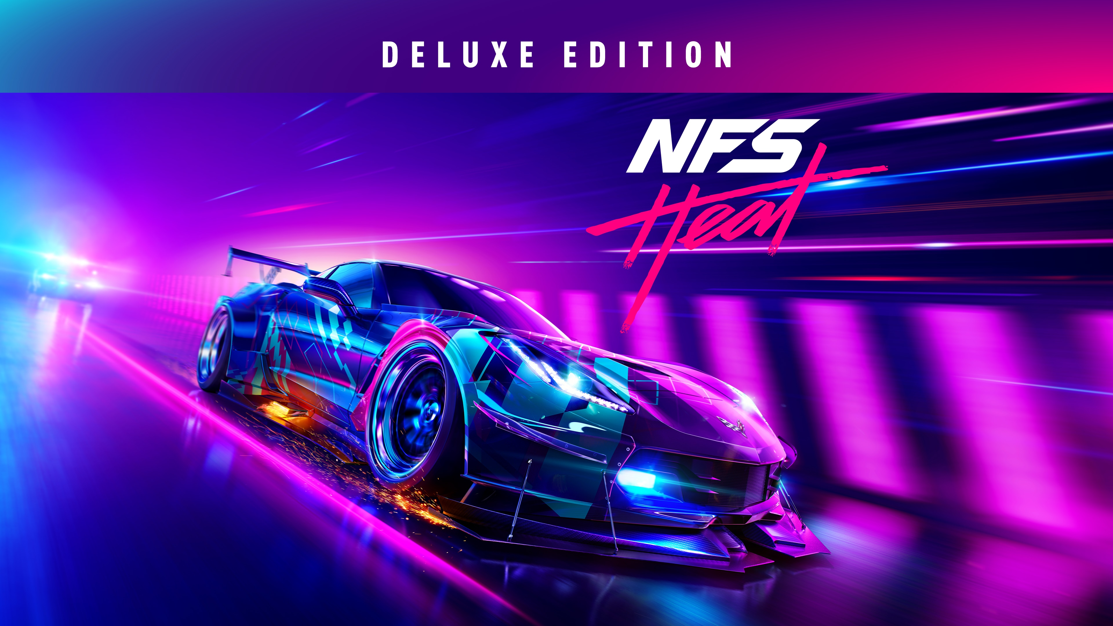 Need for Speed™ Heat Deluxe Edition (English/Chinese/Korean Ver.)