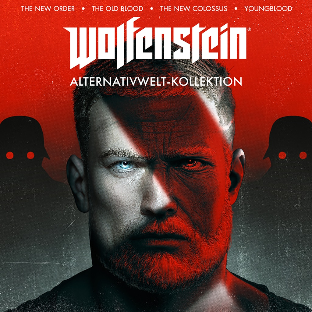 Wolfenstein: Alternativwelt-Kollektion