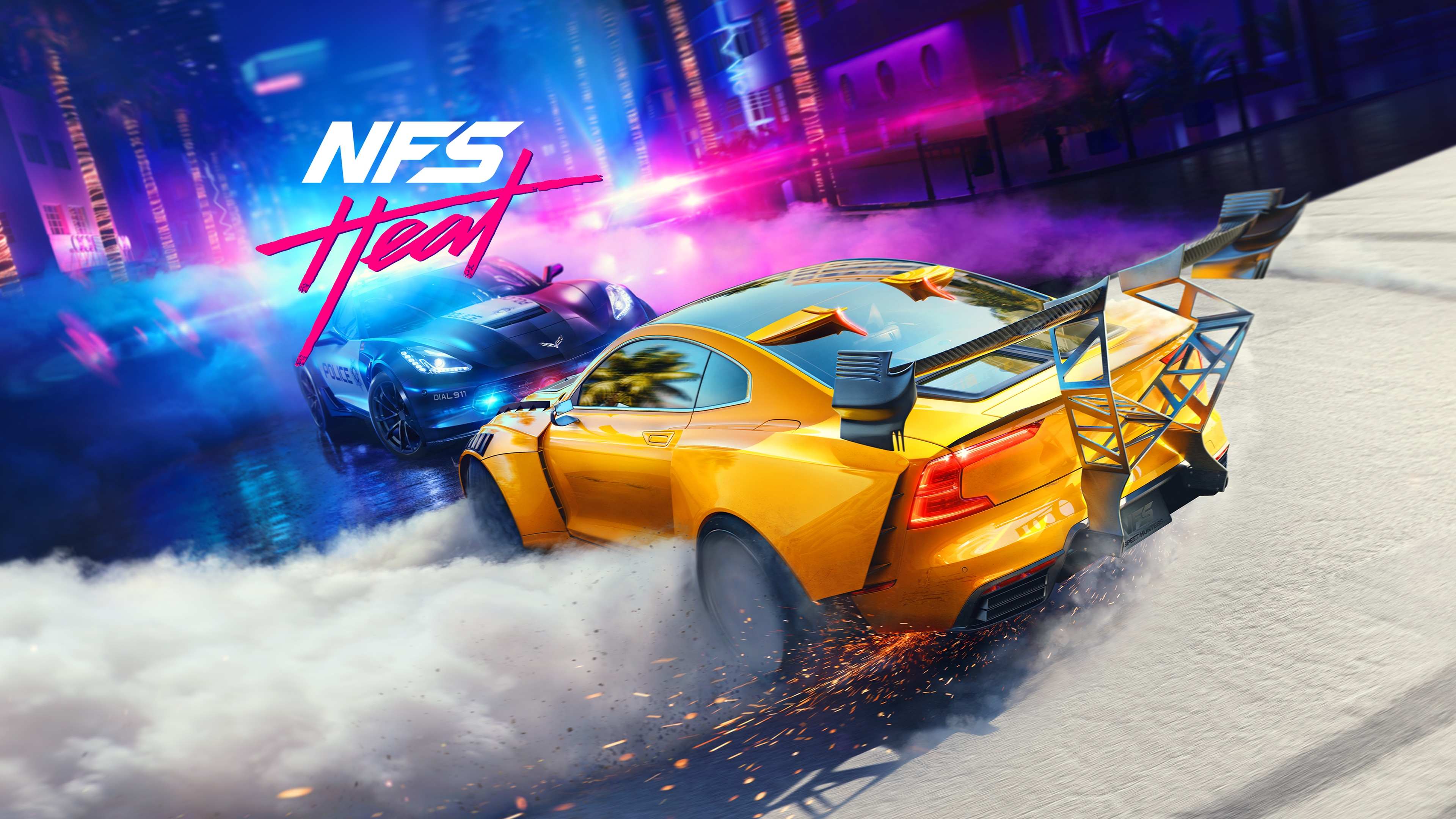 Need for Speed™ Heat (English/Chinese/Korean Ver.)