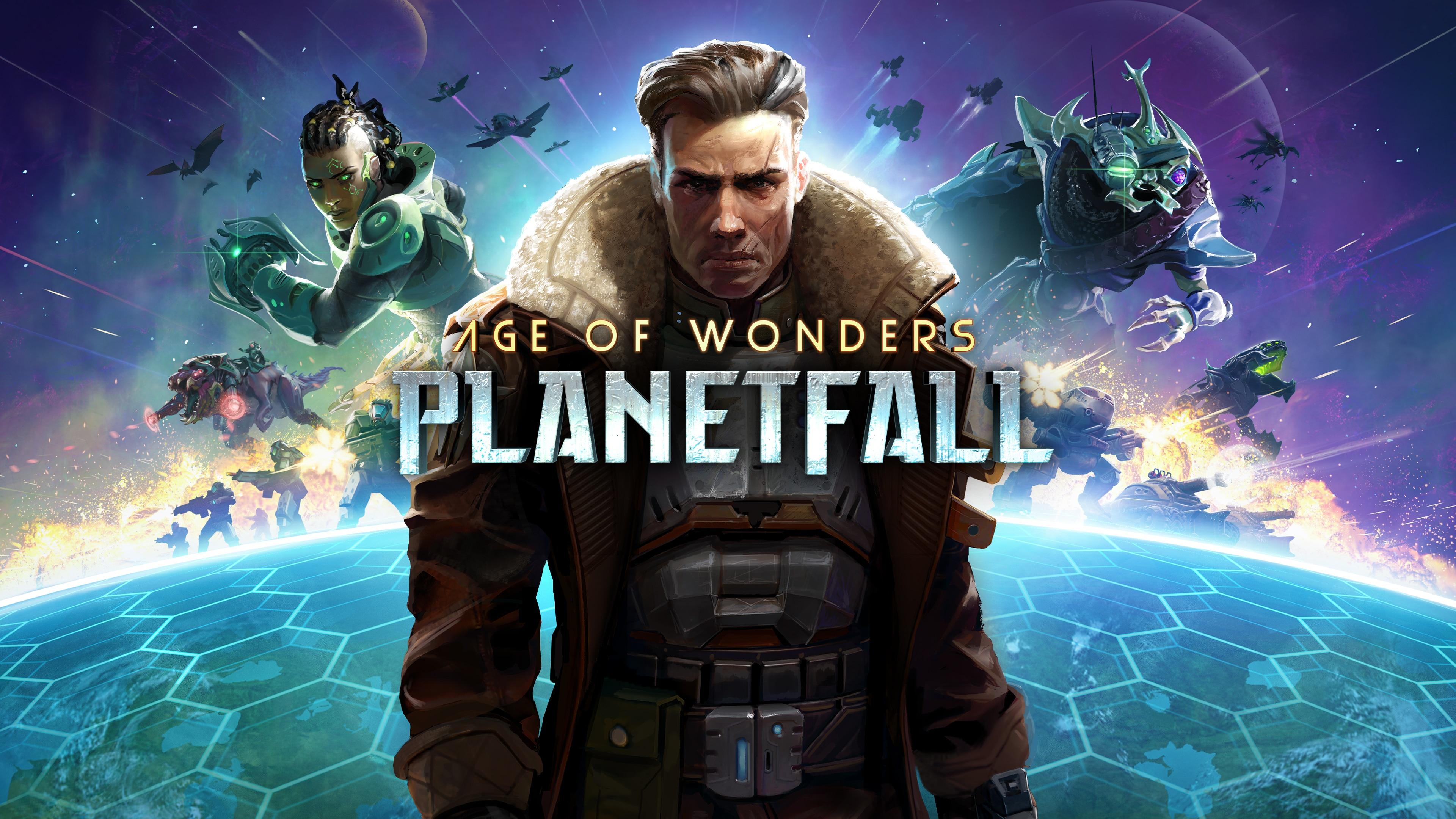 Age of Wonders: Planetfall (English, Korean)