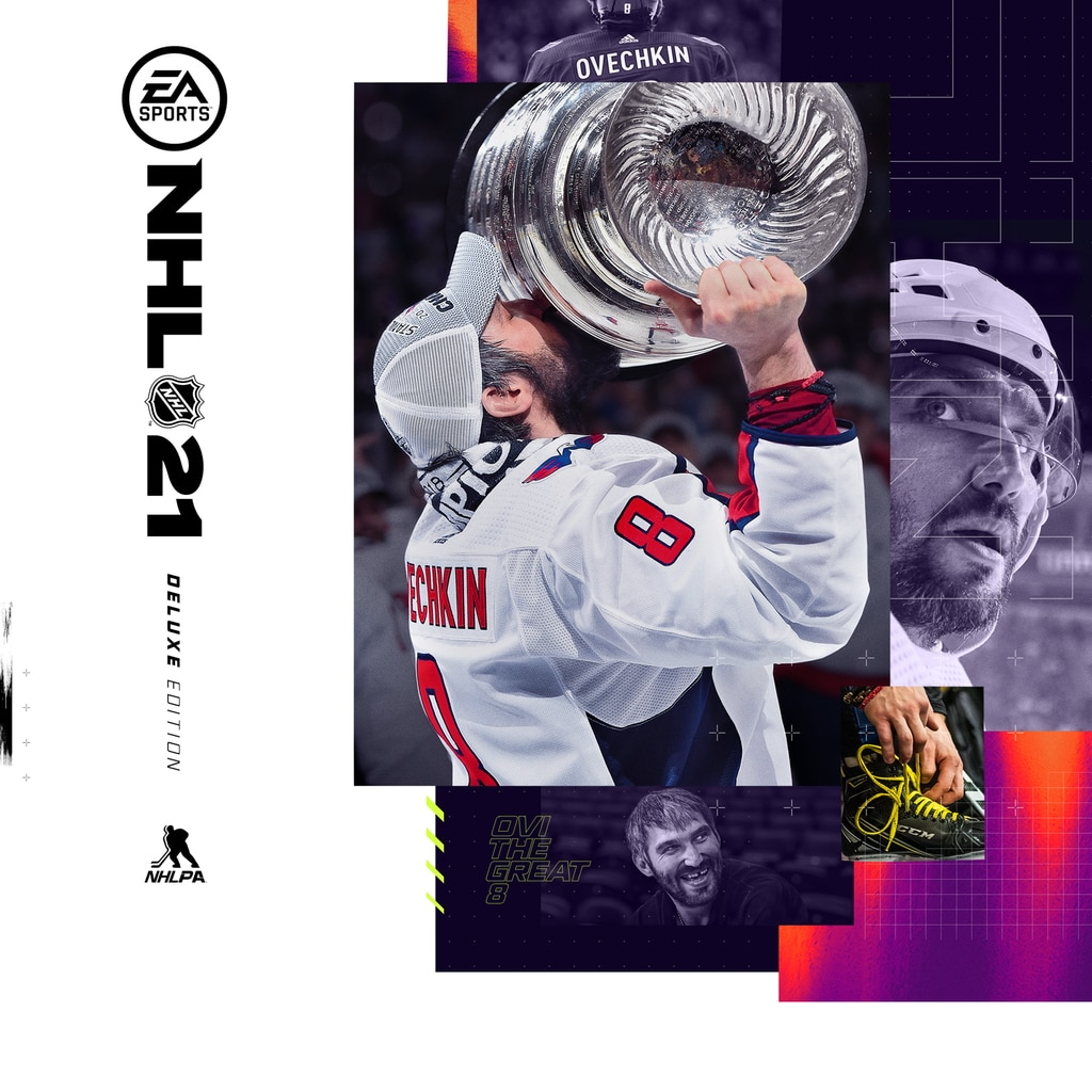 NHL™ 21 Deluxe Edition (English)