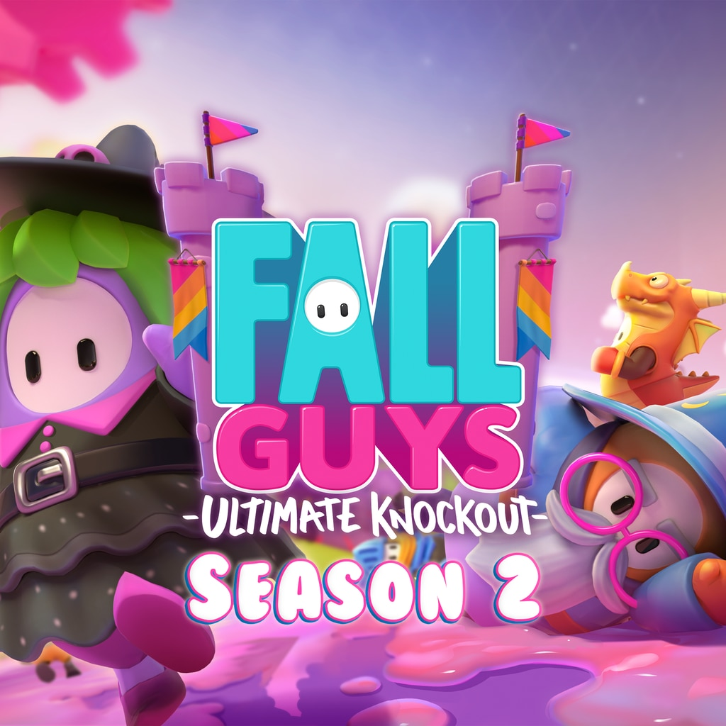 Fall Guys: Ultimate Knockout (영어)