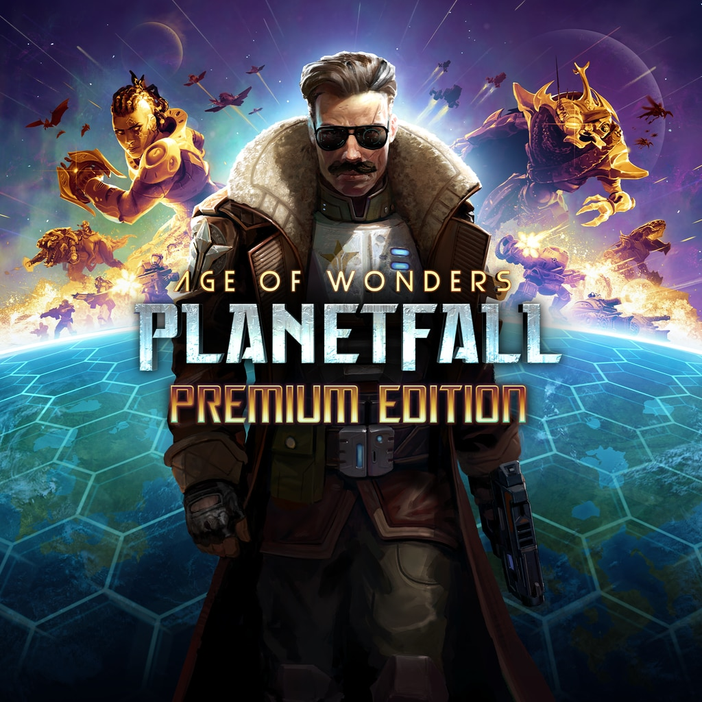 Age of Wonders: Planetfall Premium Edition (English, Korean)
