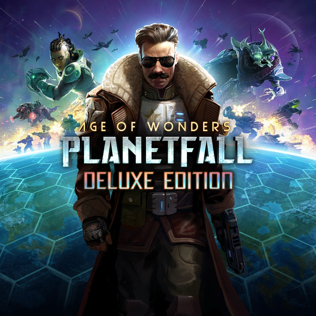 Age of Wonders: Planetfall Deluxe Edition (English, Korean)