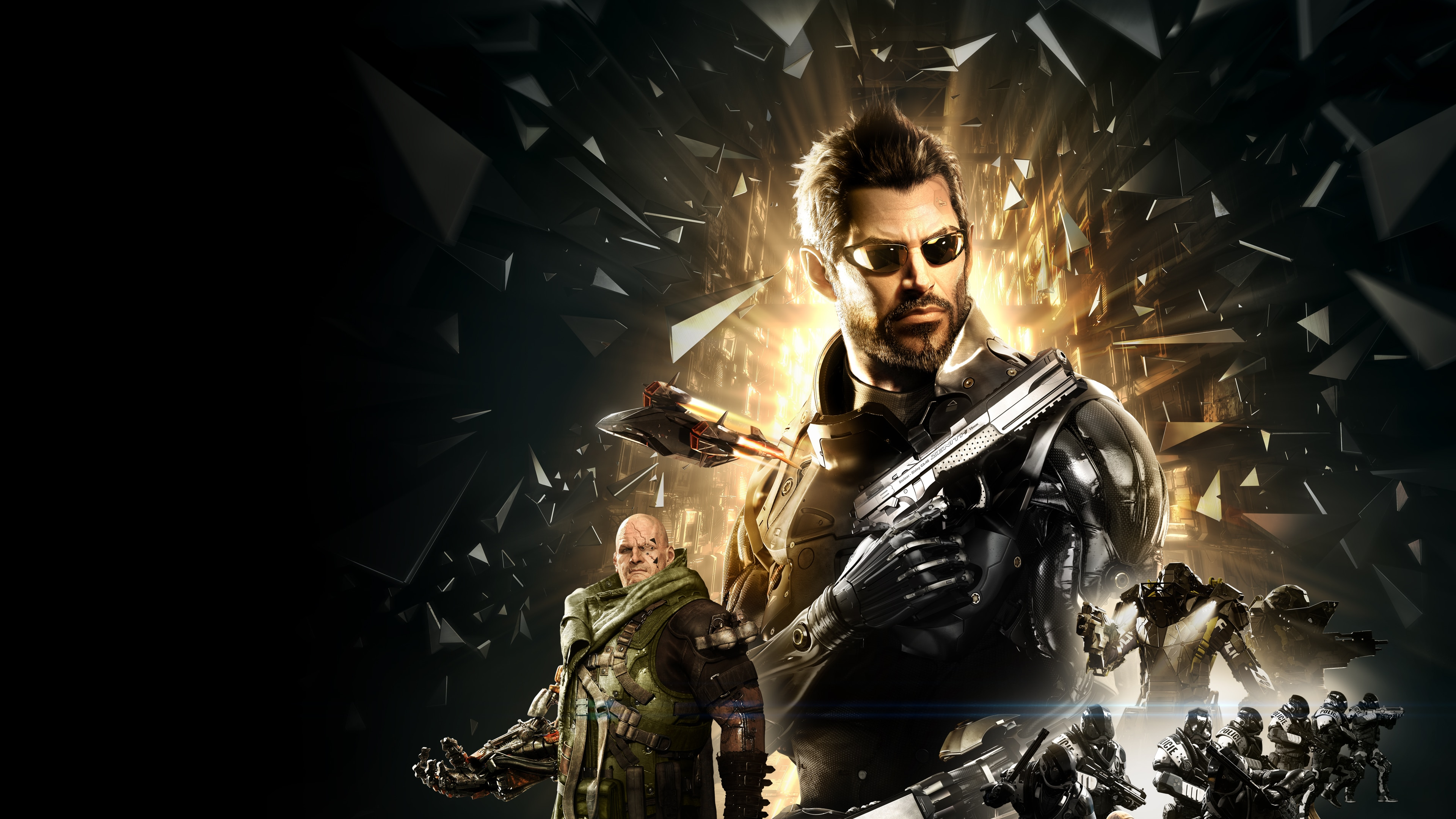 Deus Ex: Mankind Divided - Digital Deluxe Edition (英文版)