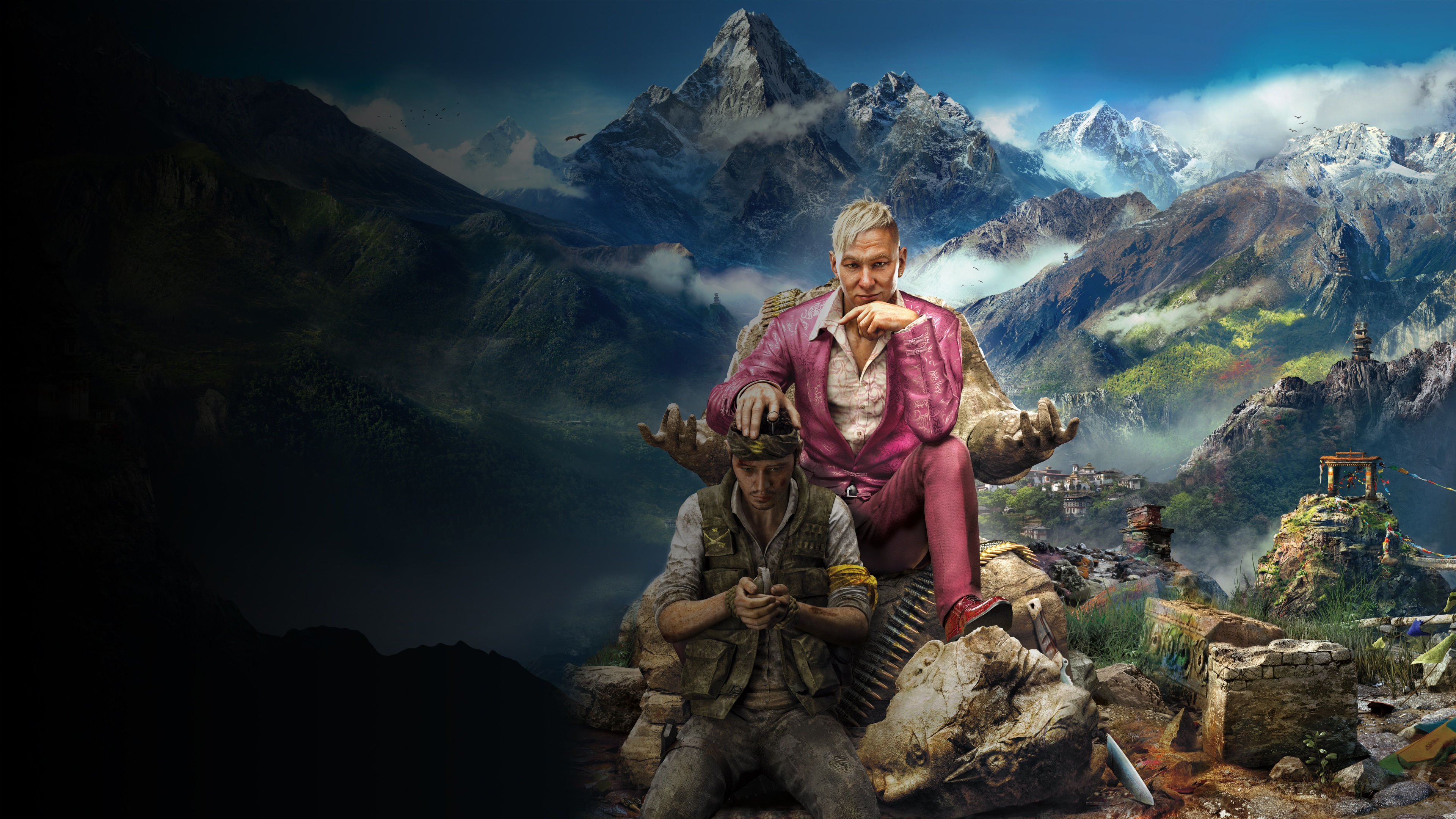 Far Cry 4 - Digital Standard Edition PlayStation®Hits (English/Korean Ver.)