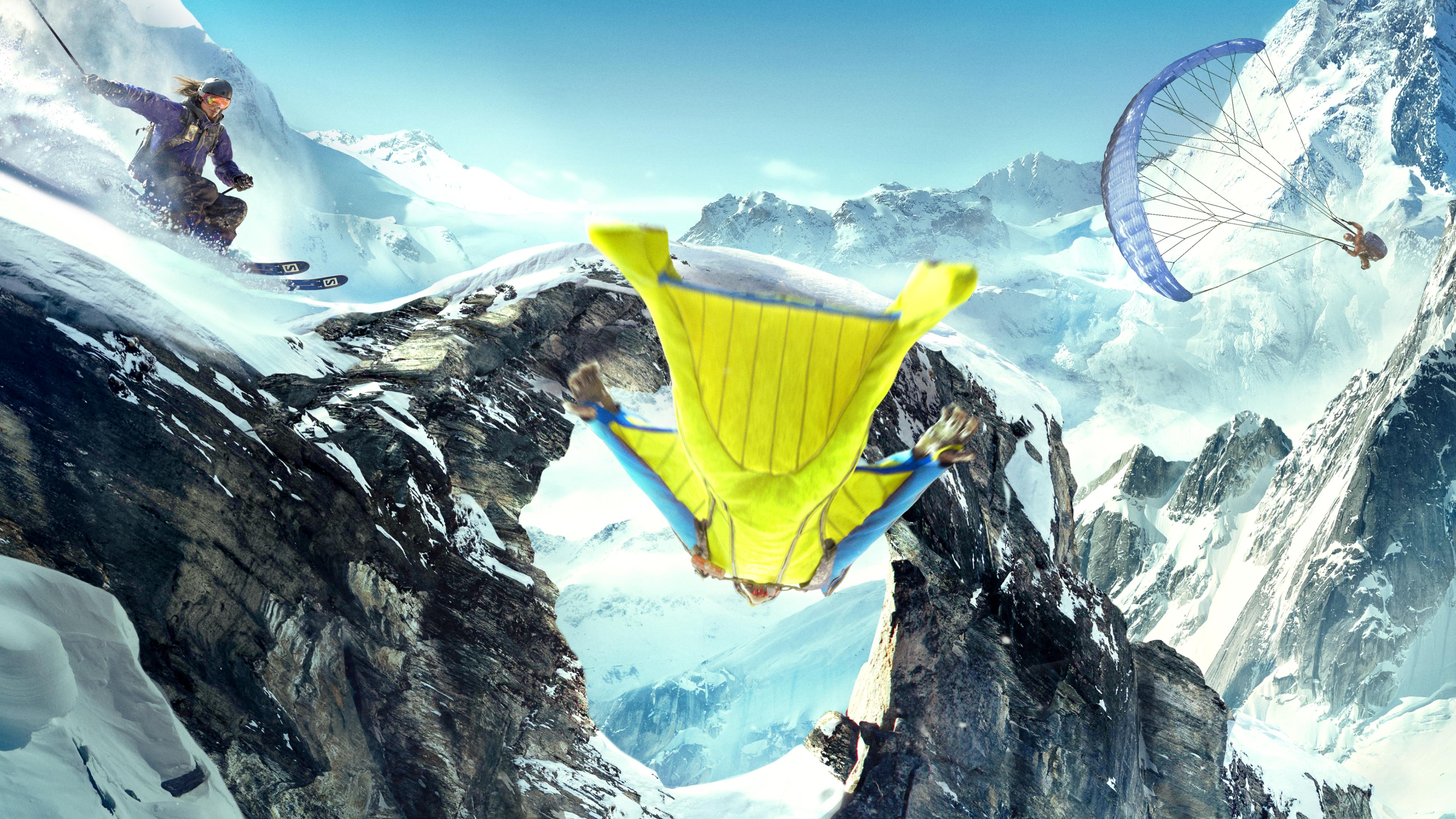 Steep X Games Gold Edition