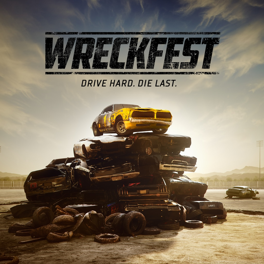 Wreckfest PlayStation®5 Version
