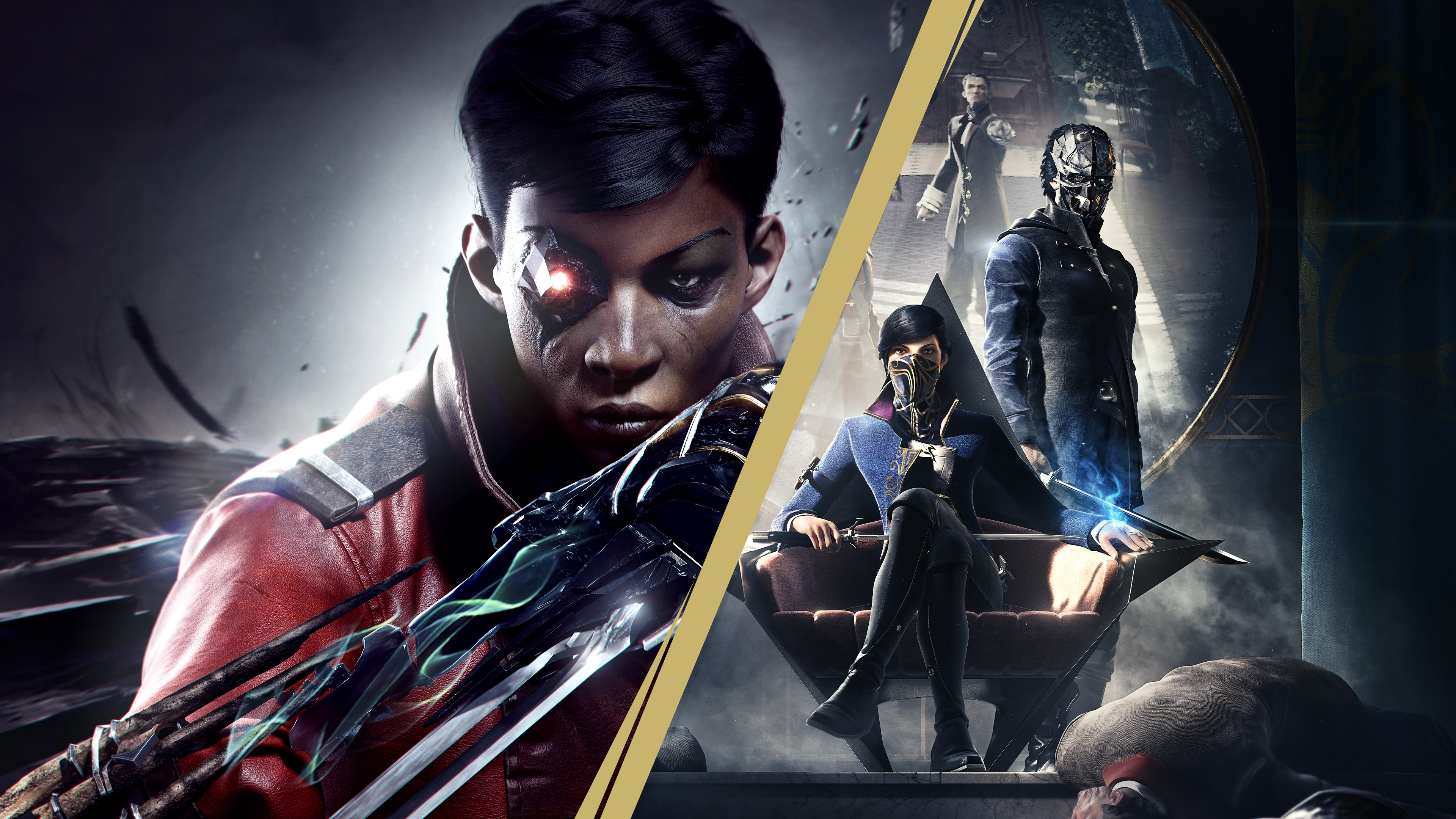 Dishonored®: Death of the Outsider™ - Deluxe Bundle
