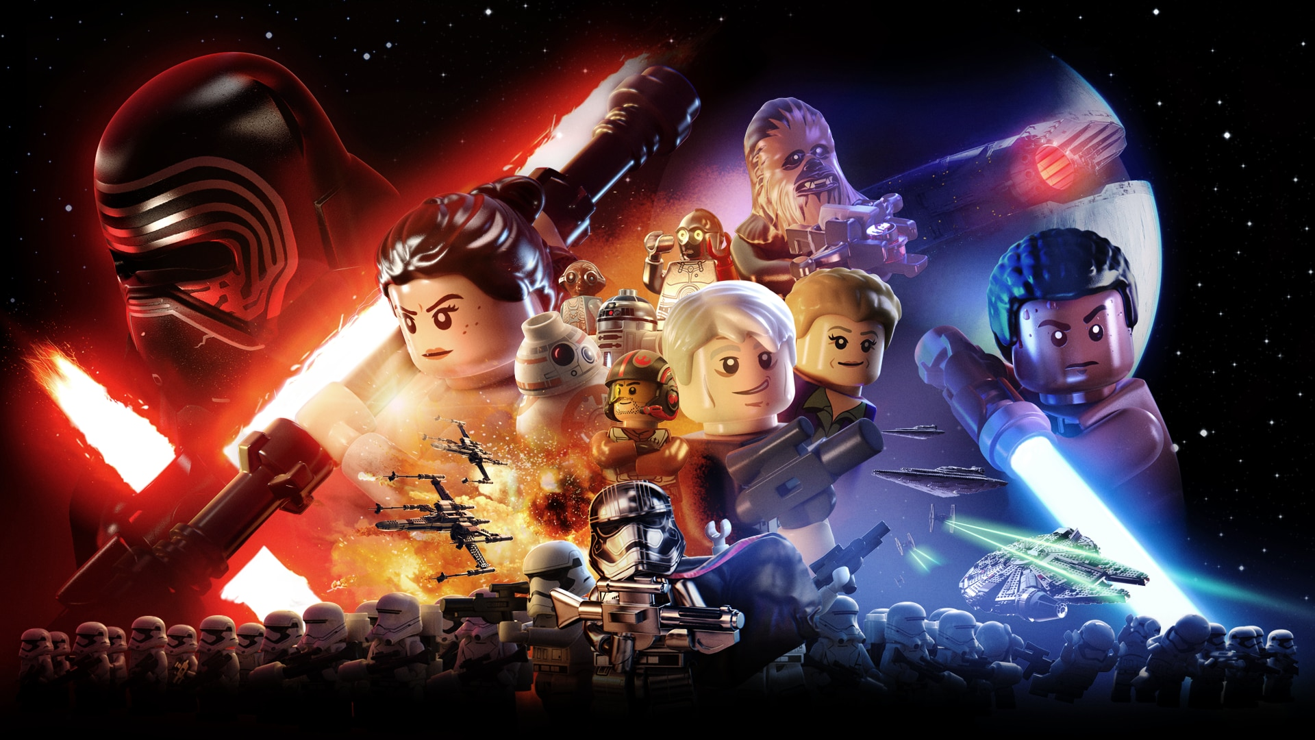 LEGO® Star Wars™: LEGO® Star Wars™: The Force Awakens de Luxo