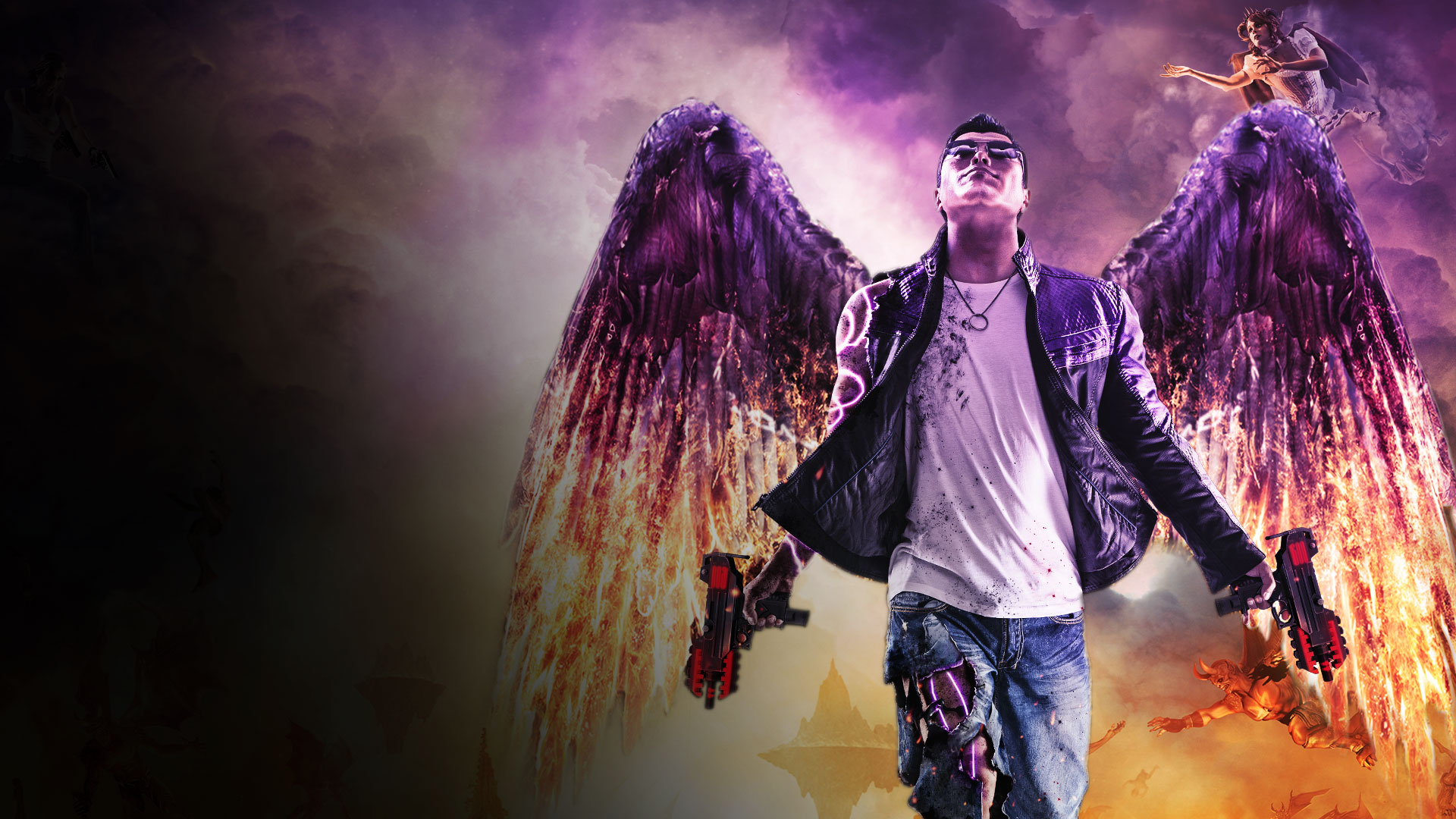 Saints Row: Gat out of Hell (English)