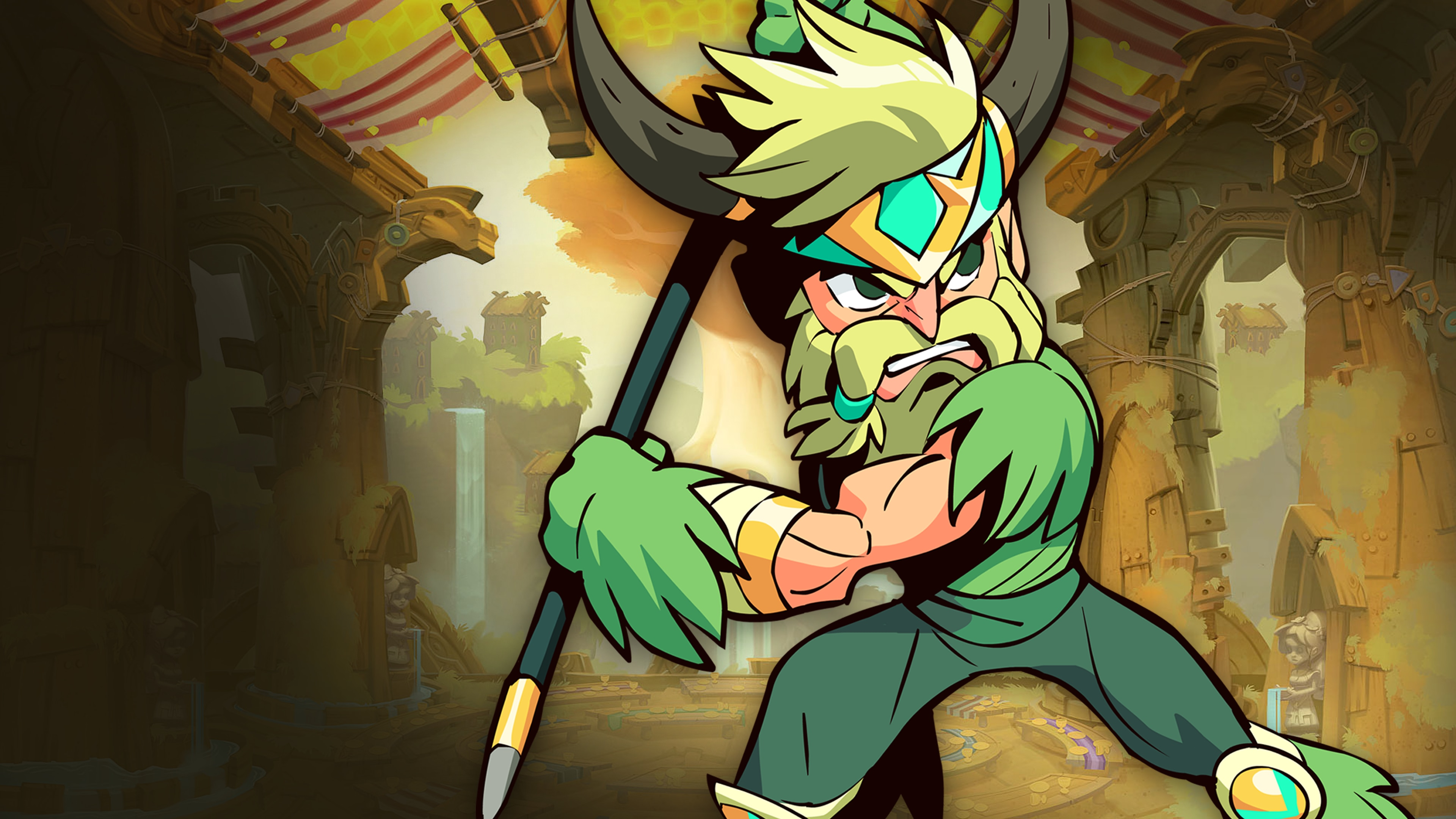 Brawlhalla (English/Chinese/Korean/Japanese Ver.)