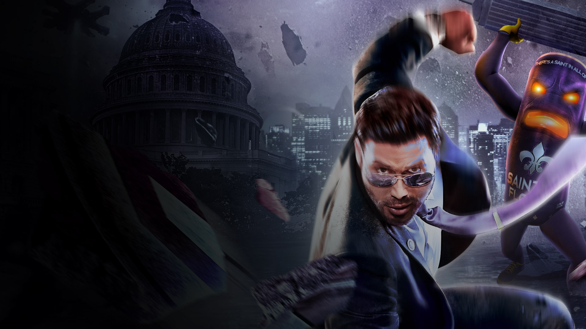 Saints Row IV: Re-Elected (英文)