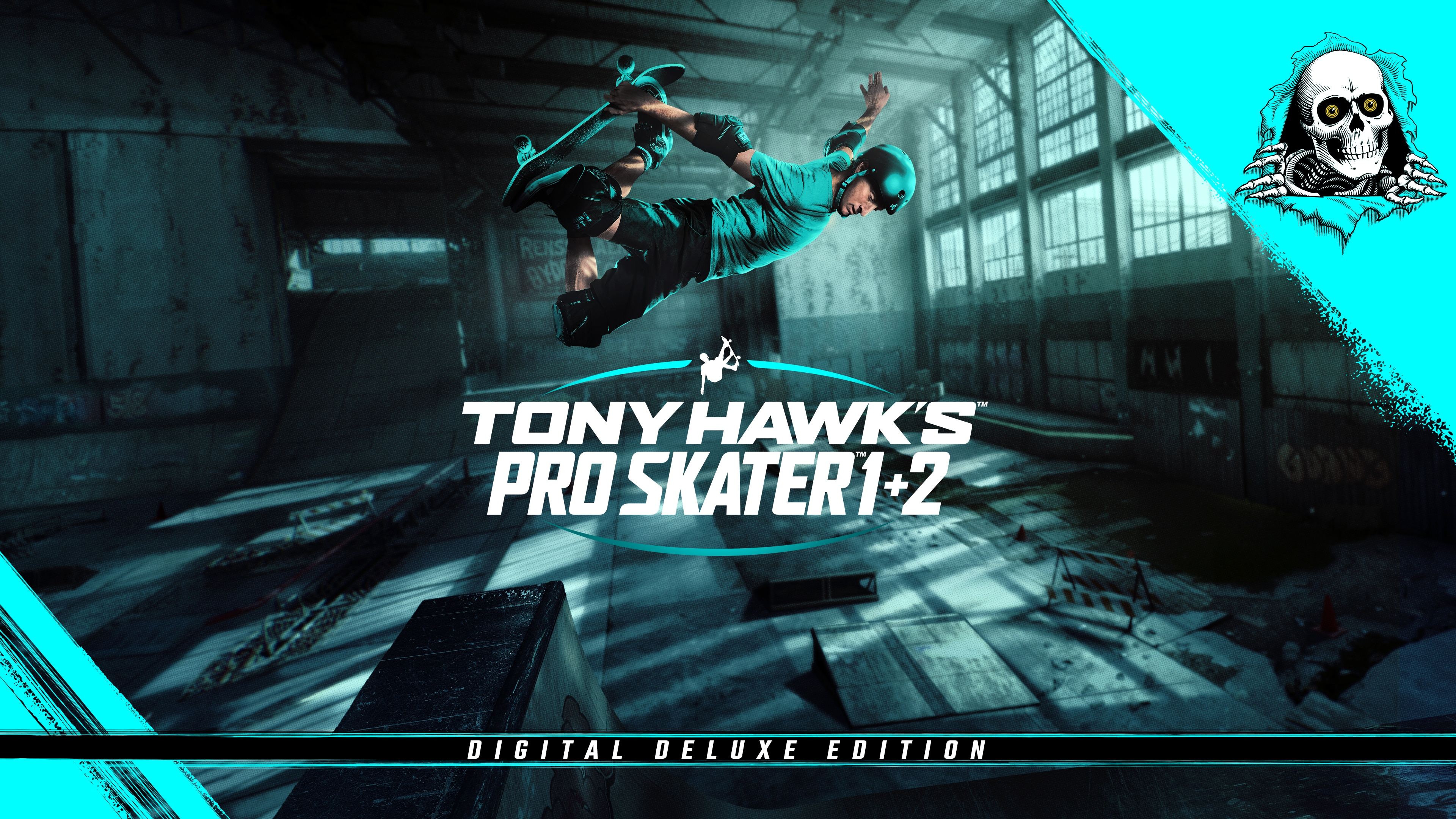 Tony Hawk's™ Pro Skater™ 1 + 2 - Digital Deluxe Edition