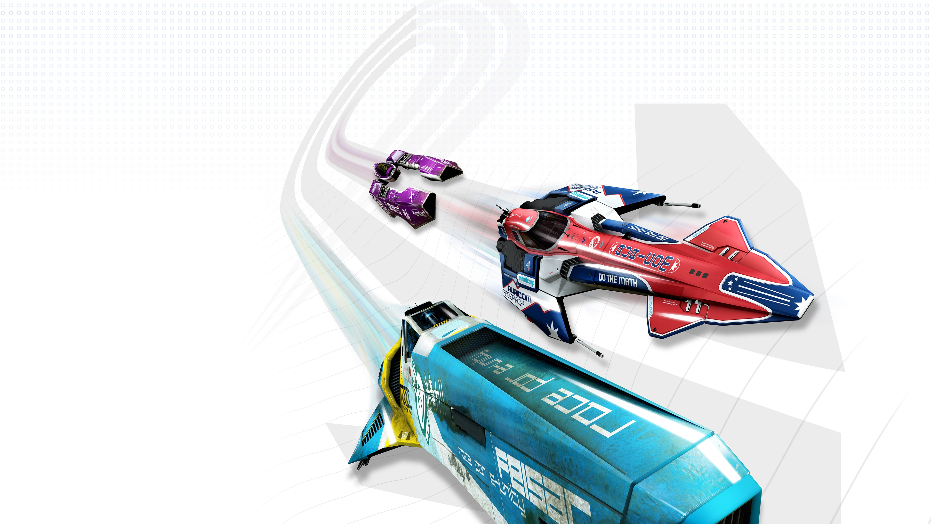 WipEout™ Omega Collection (English/Chinese/Korean Ver.)