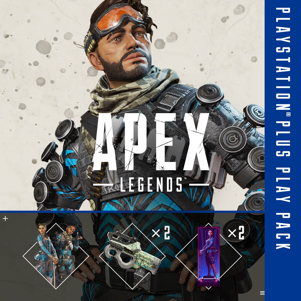 Apex Legends™: PlayStation®Plus Play Pack (English/Chinese/Korean/Japanese Ver.)