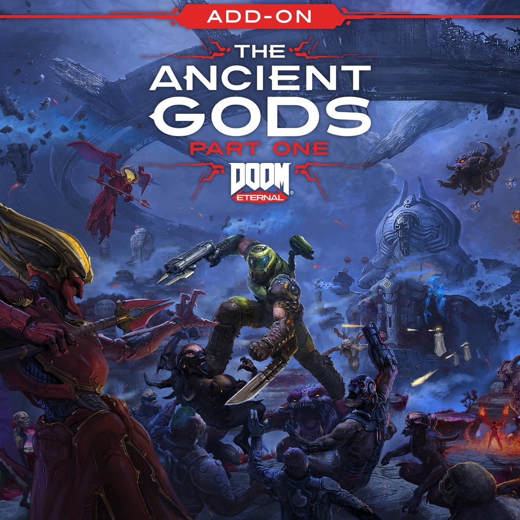 DOOM Eternal: The Ancient Gods - Part 1 (Add-On)