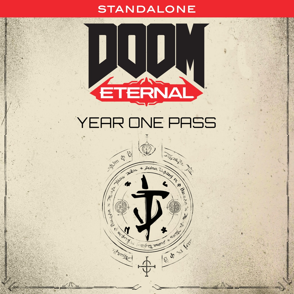 DOOM Eternal: Year One Pass (Standalone)