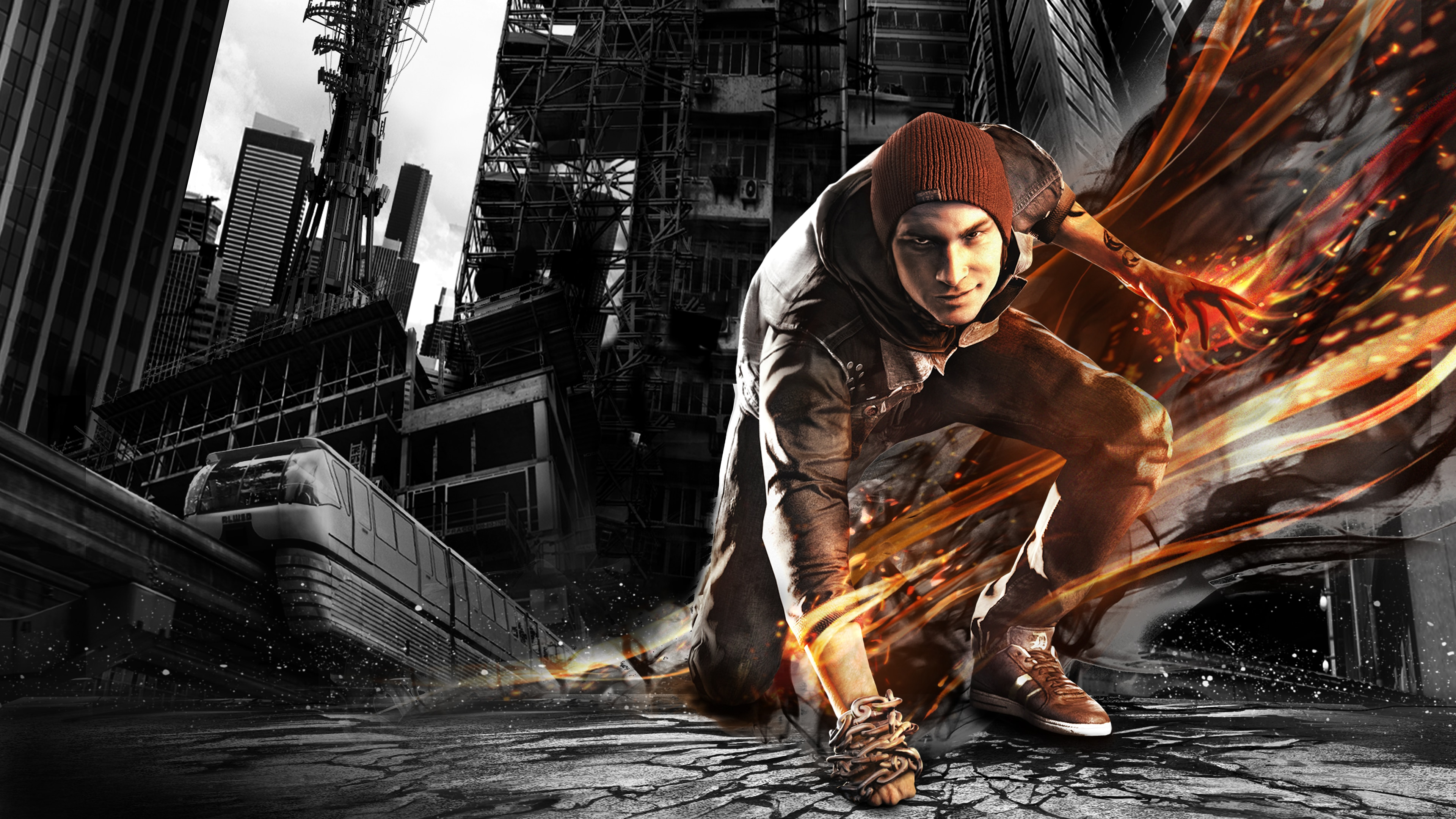 inFAMOUS Second Son™ PlayStation®Hits (English/Chinese/Korean Ver.)