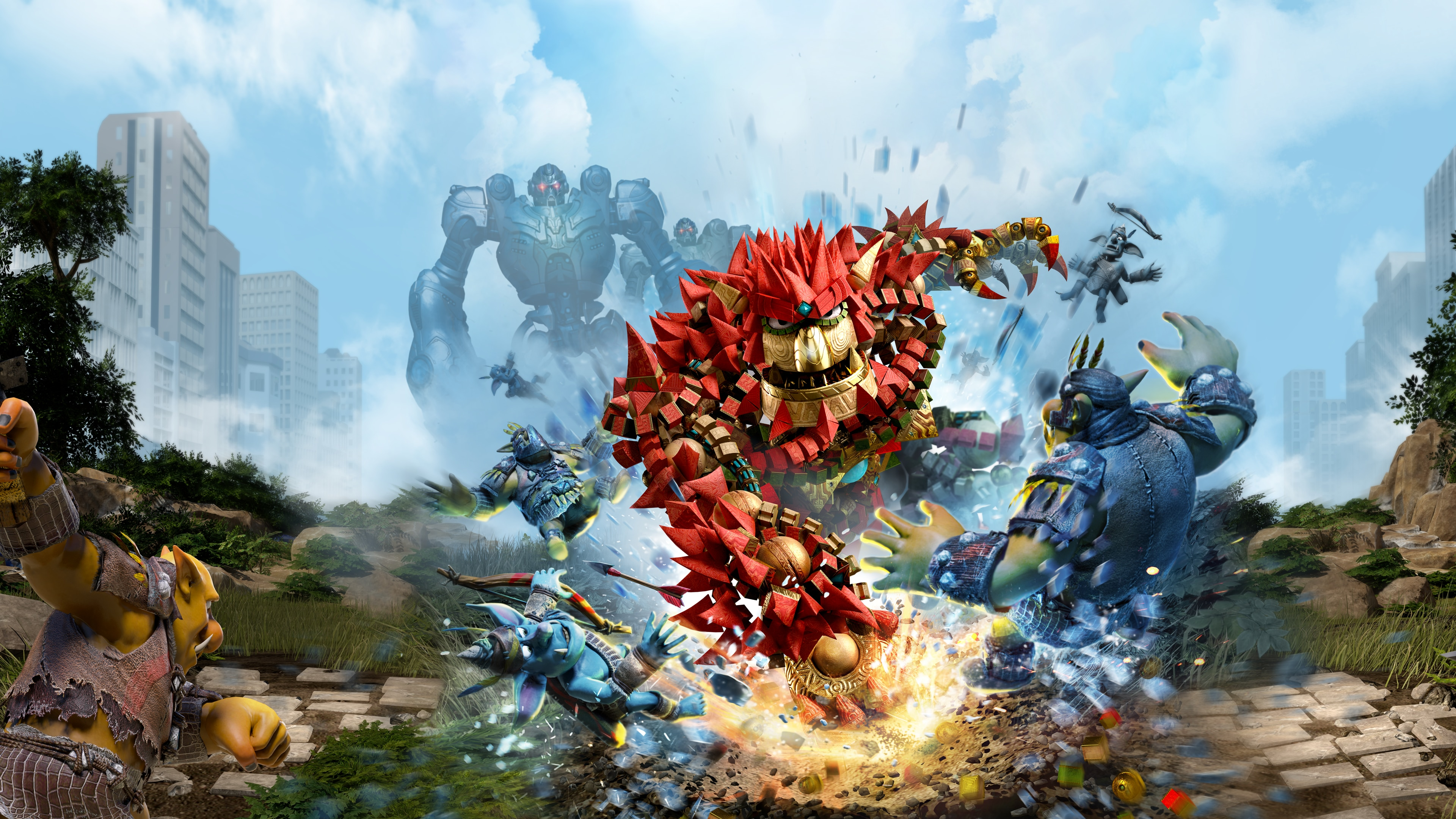 KNACK 2 (English/Chinese/Korean Ver.)