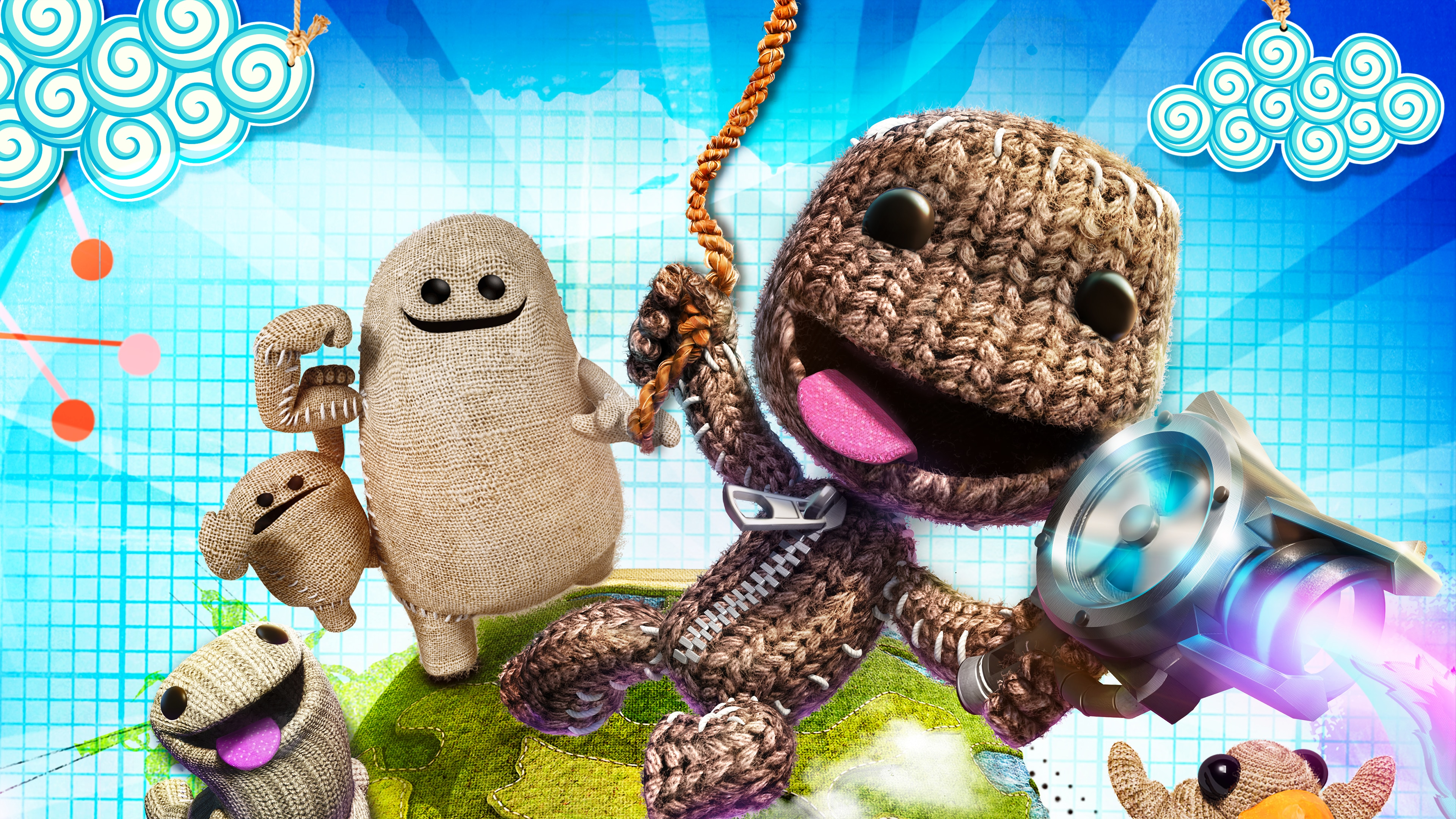 LittleBigPlanet™ 3 PlayStation®Hits (English/Chinese/Korean Ver.)