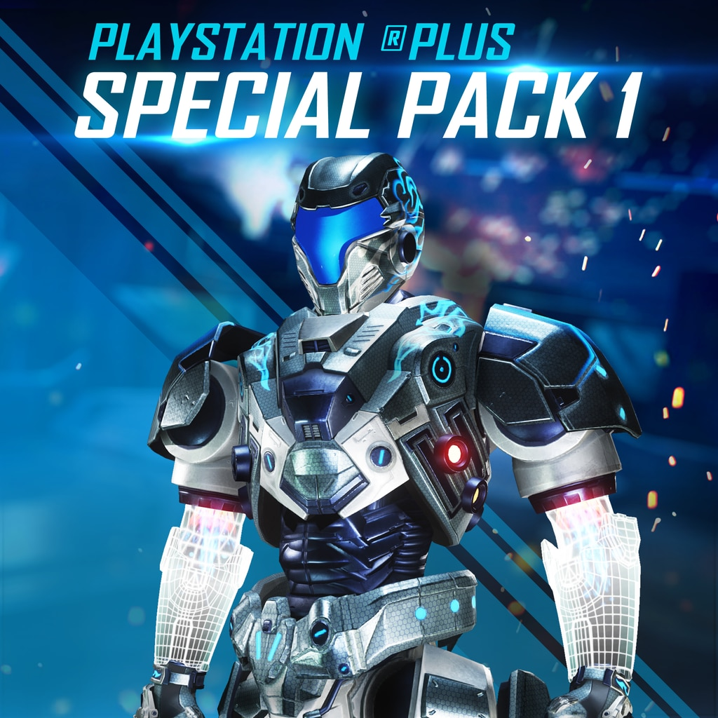 Mortal Blitz : Combat Arena -- PlayStation®Plus Special Pack 1 (中日英韓文版)