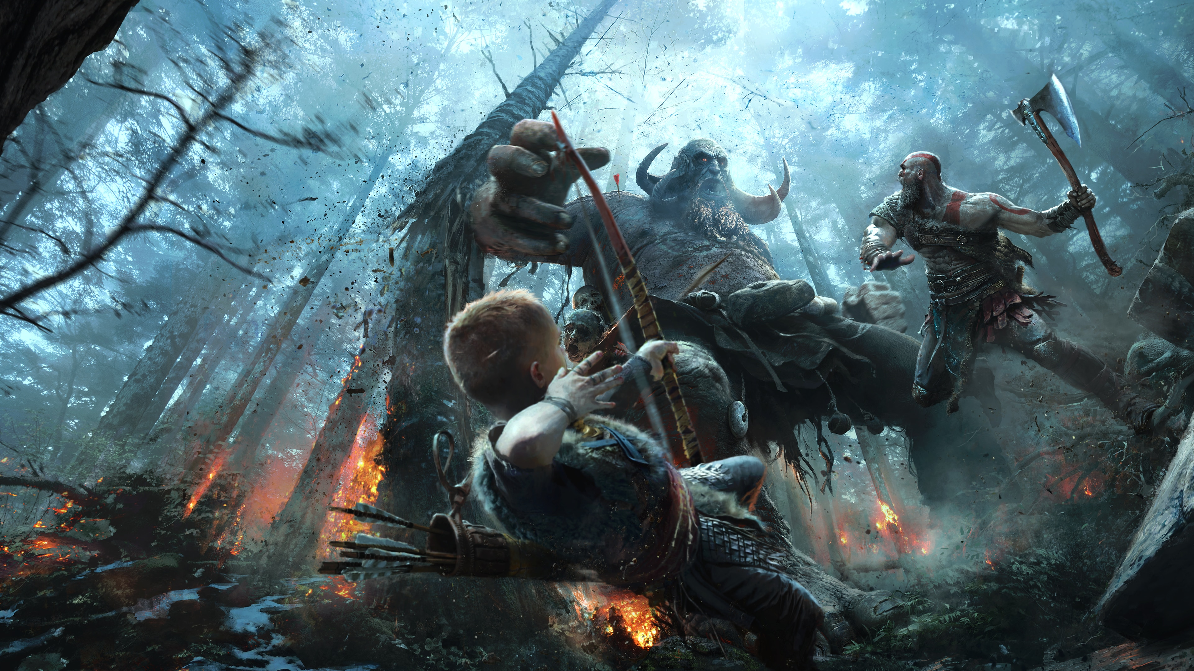 God of War™ Edição Digital Deluxe