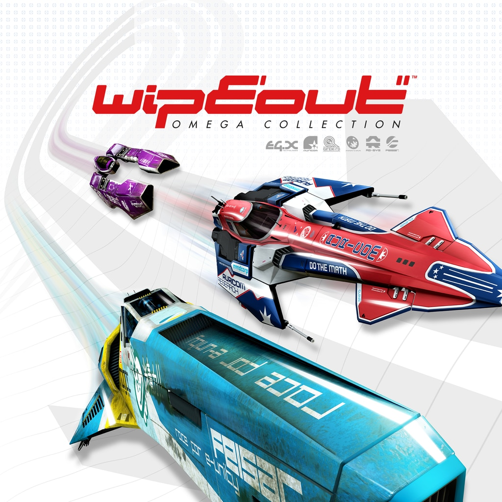 WipEout™ Omega Collection (中英韓文版)