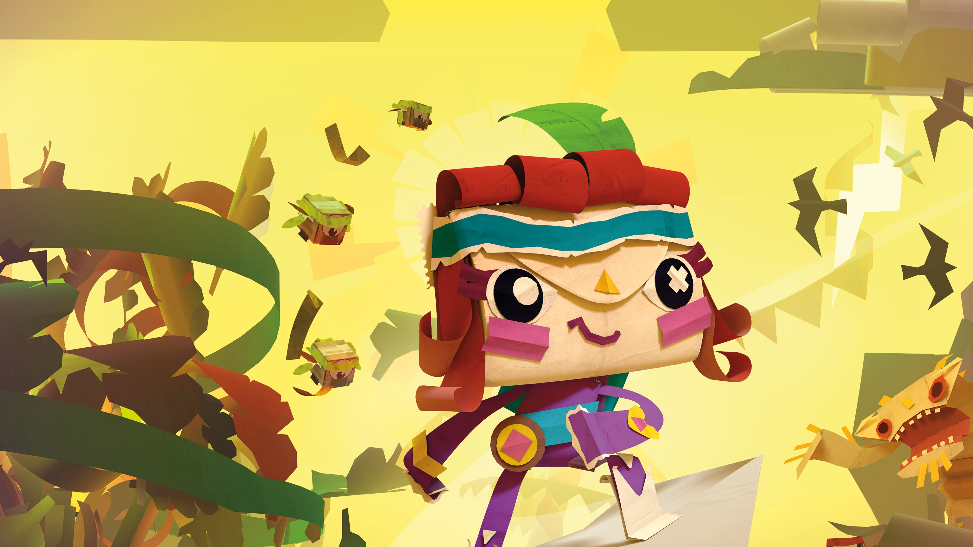 Tearaway™ Unfolded (English/Chinese/Korean Ver.)