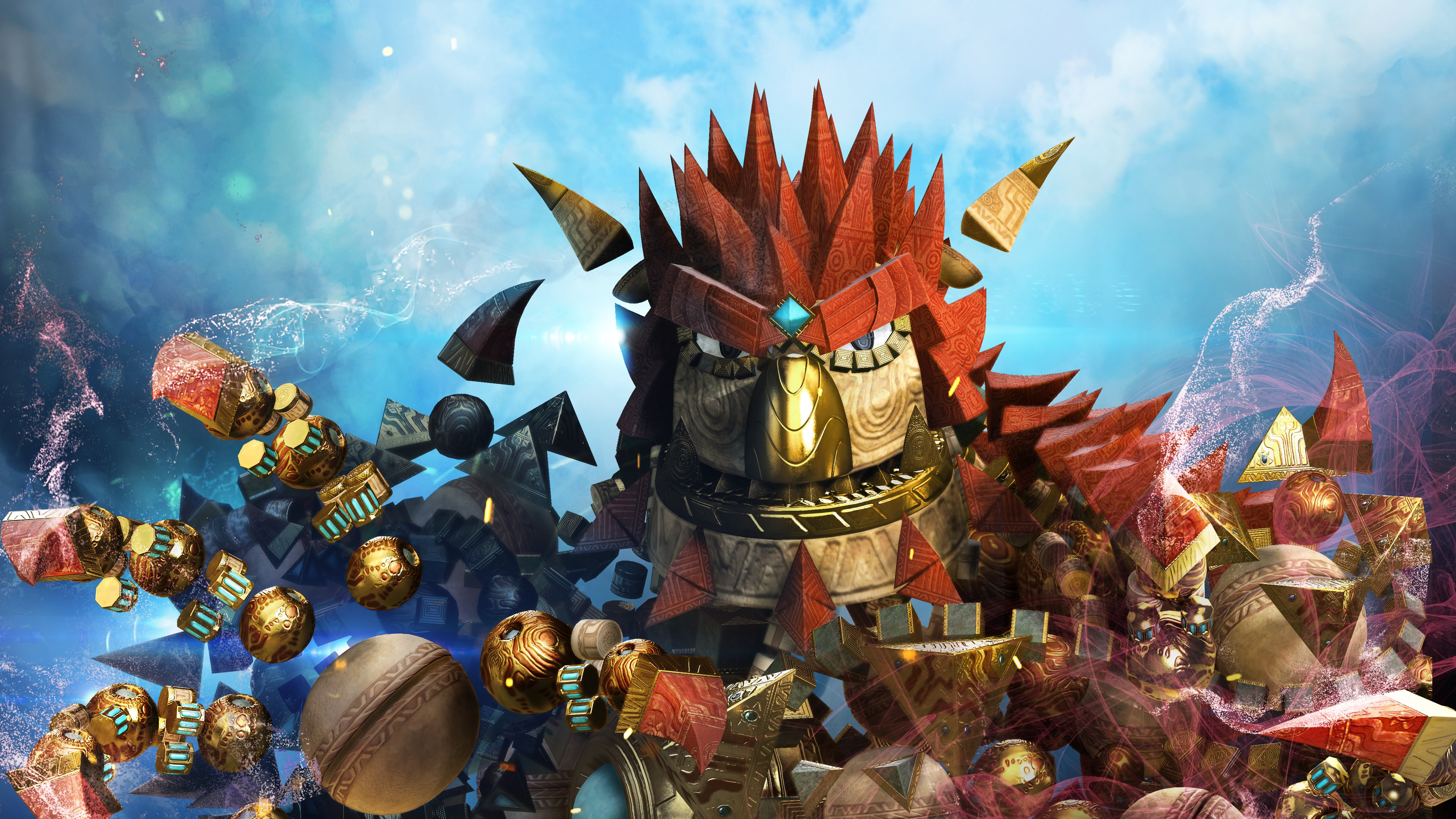 KNACK full game (English/Chinese/Korean Ver.)