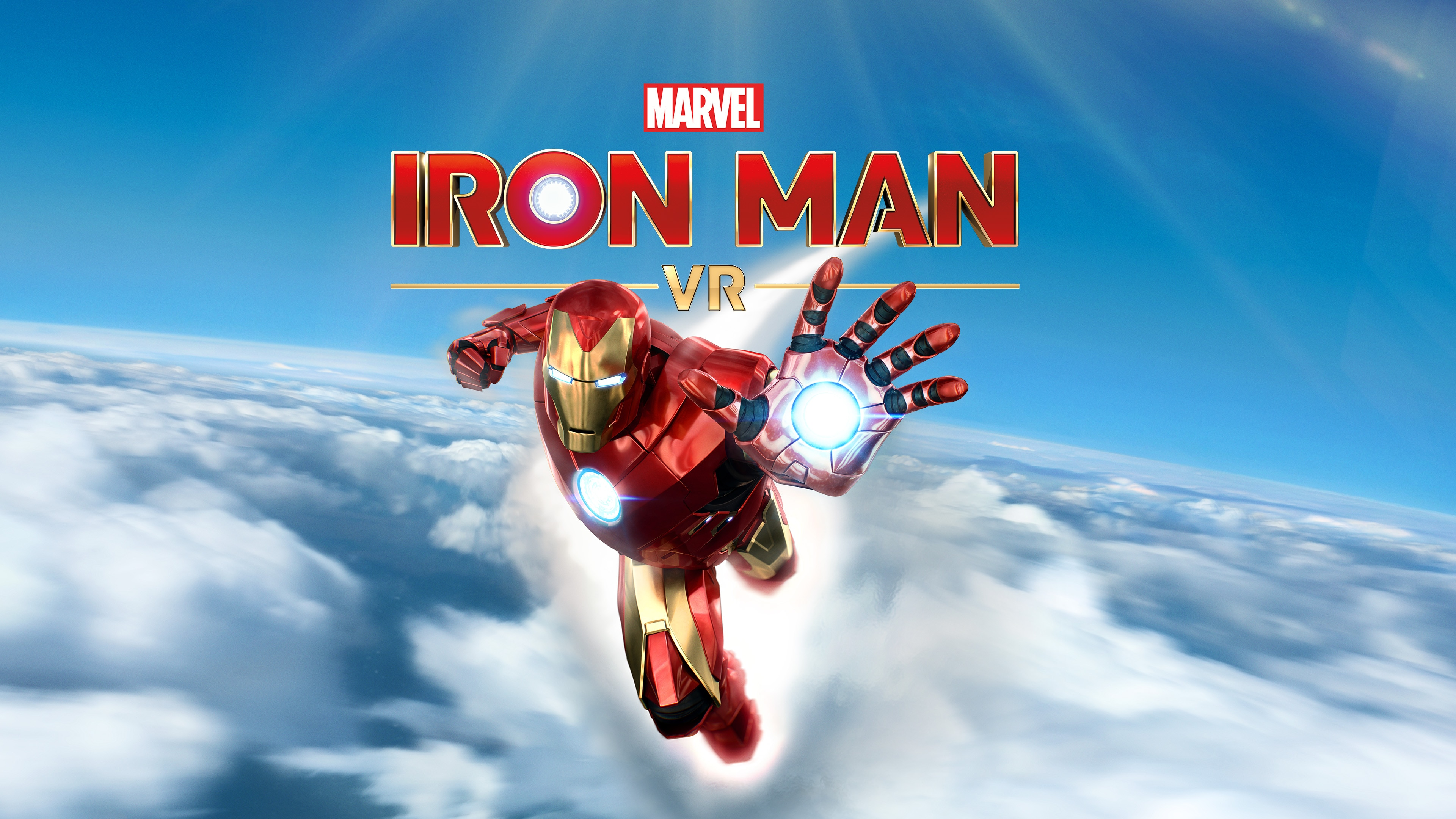 Marvel's Iron Man VR (English, Korean, Japanese, Traditional Chinese)