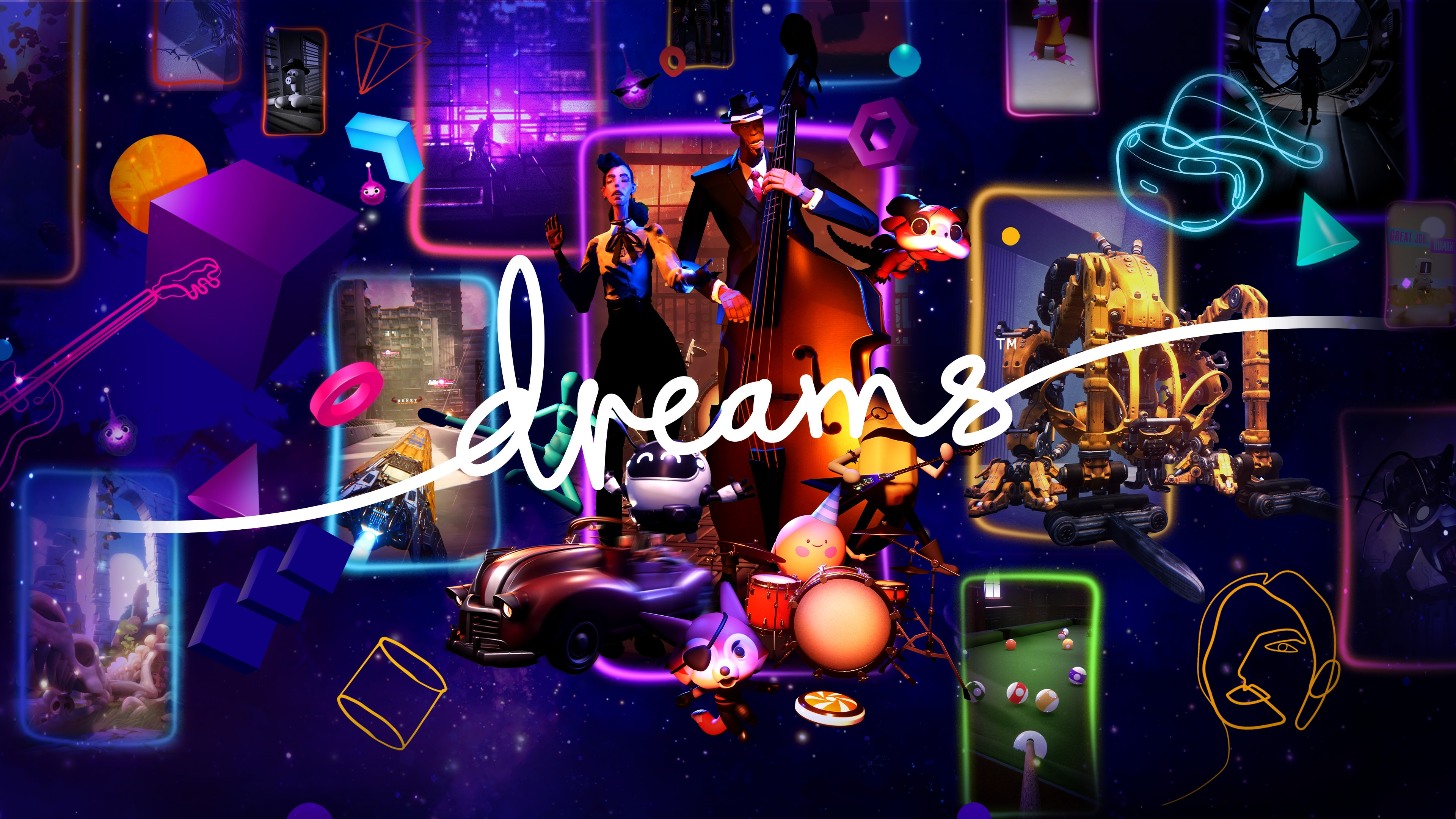 Dreams™ with Free Demo