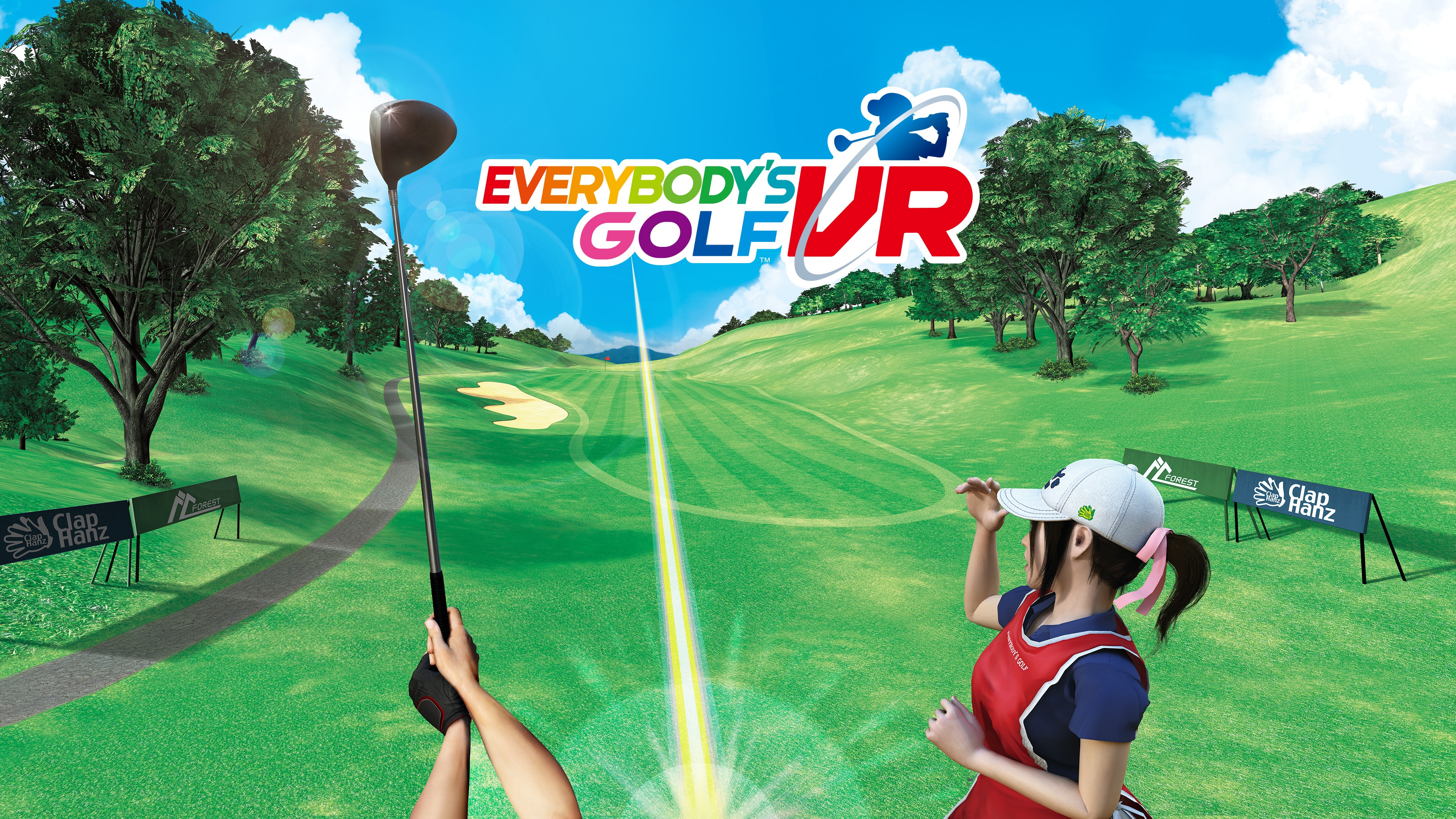 Everybody's Golf™ VR