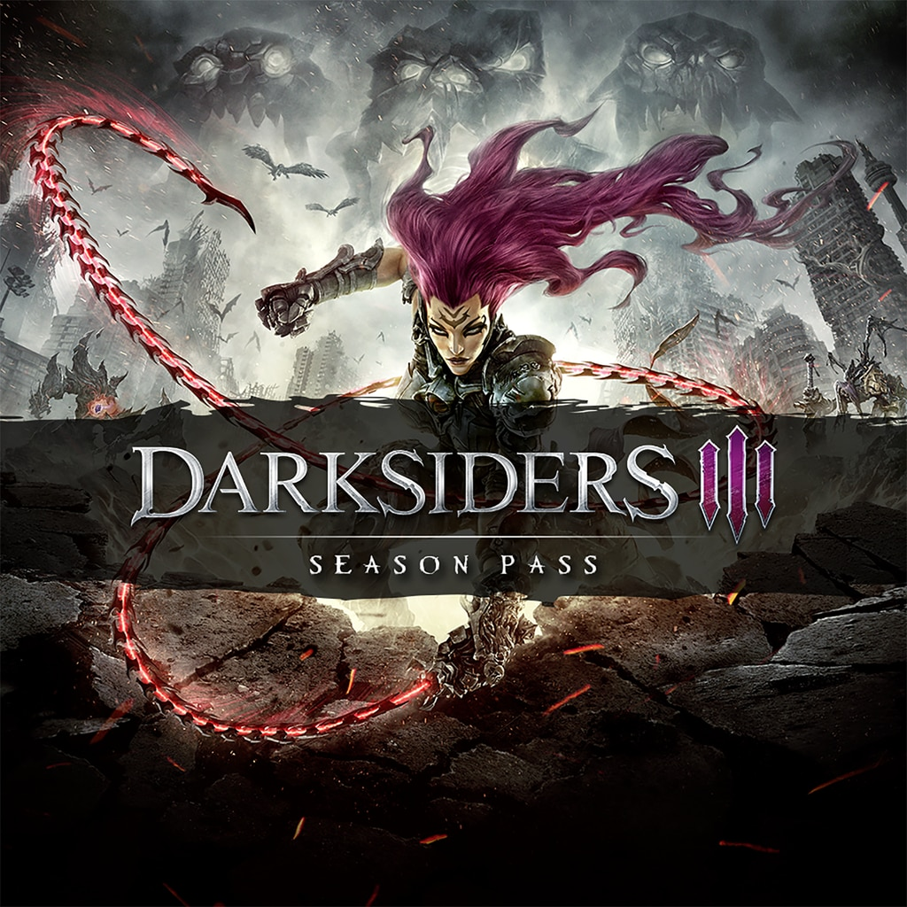 Darksiders III Season Pass