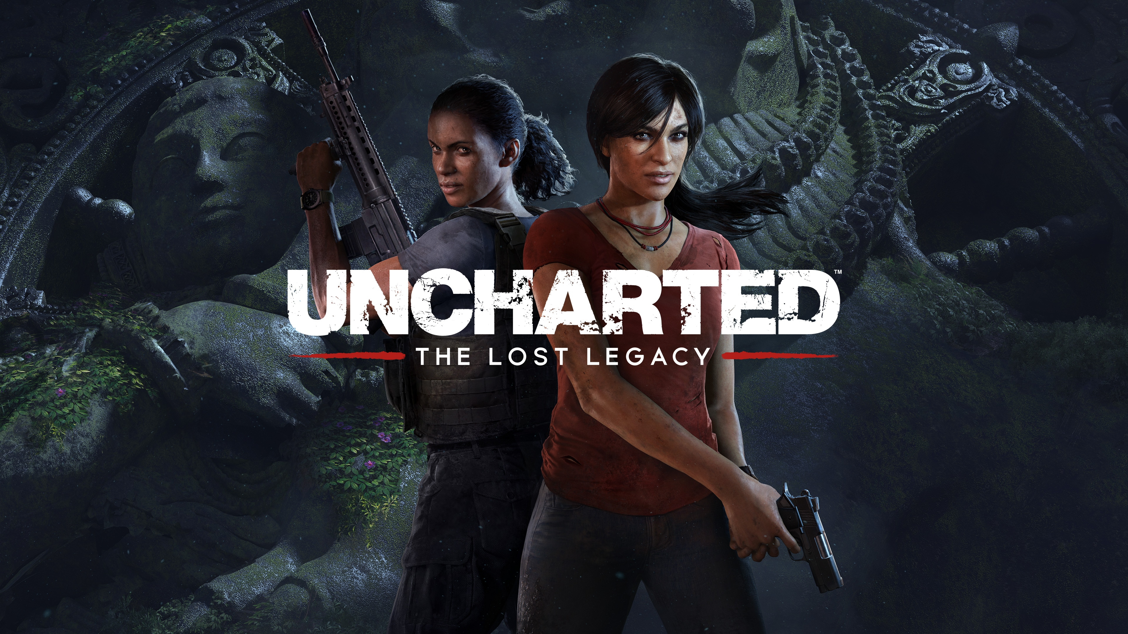 UNCHARTED: The Lost Legacy™ (中英韓文版)