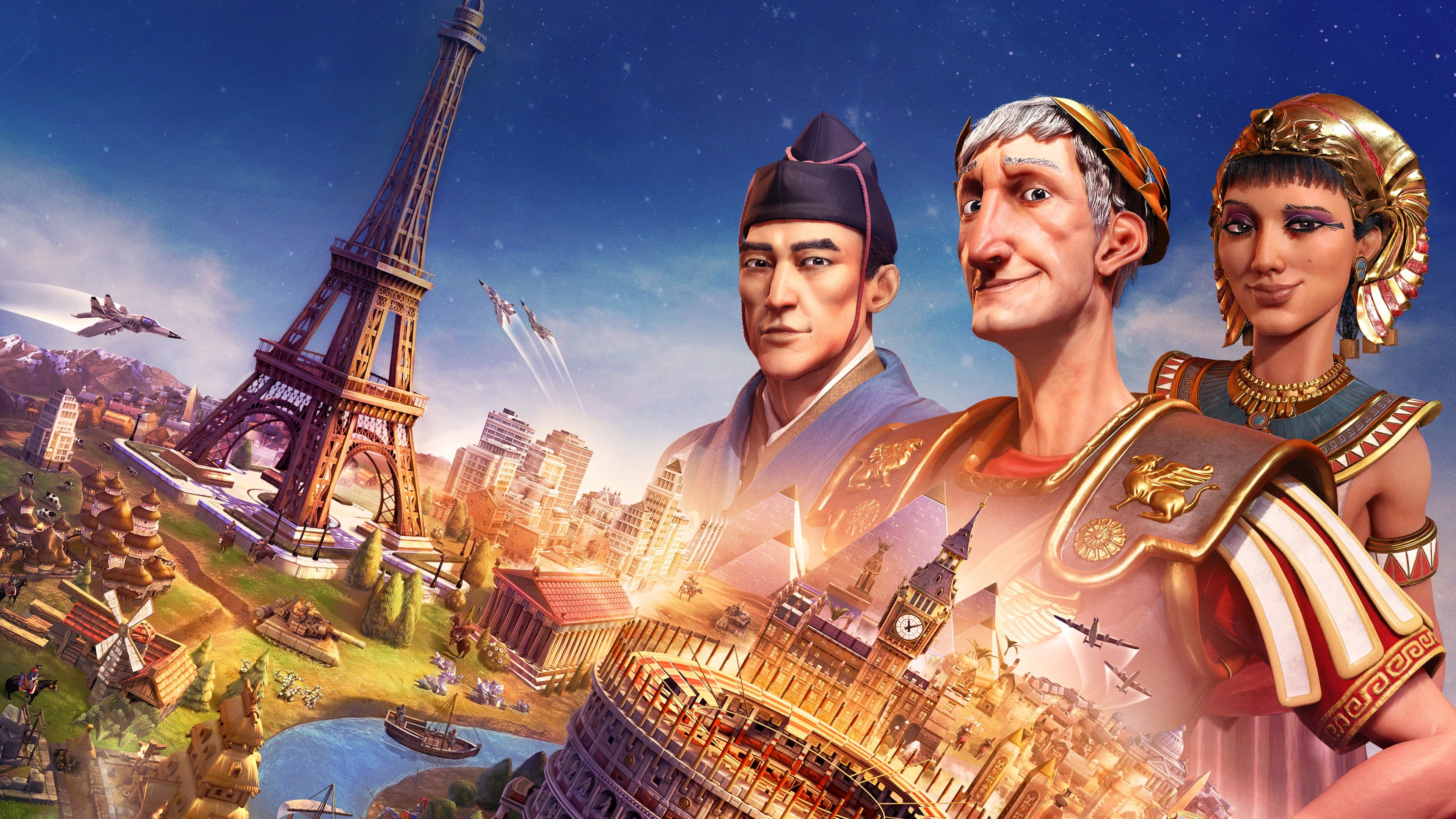 لعبة Sid Meier Civilization VI