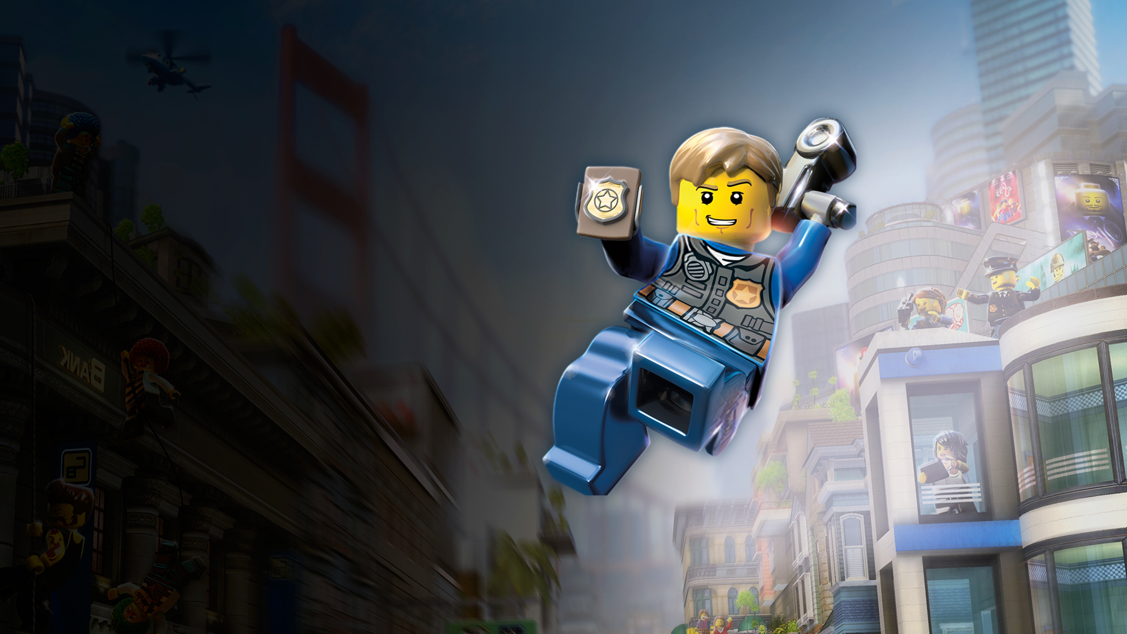 LEGO® CITY UNDERCOVER (English/Chinese Ver.)