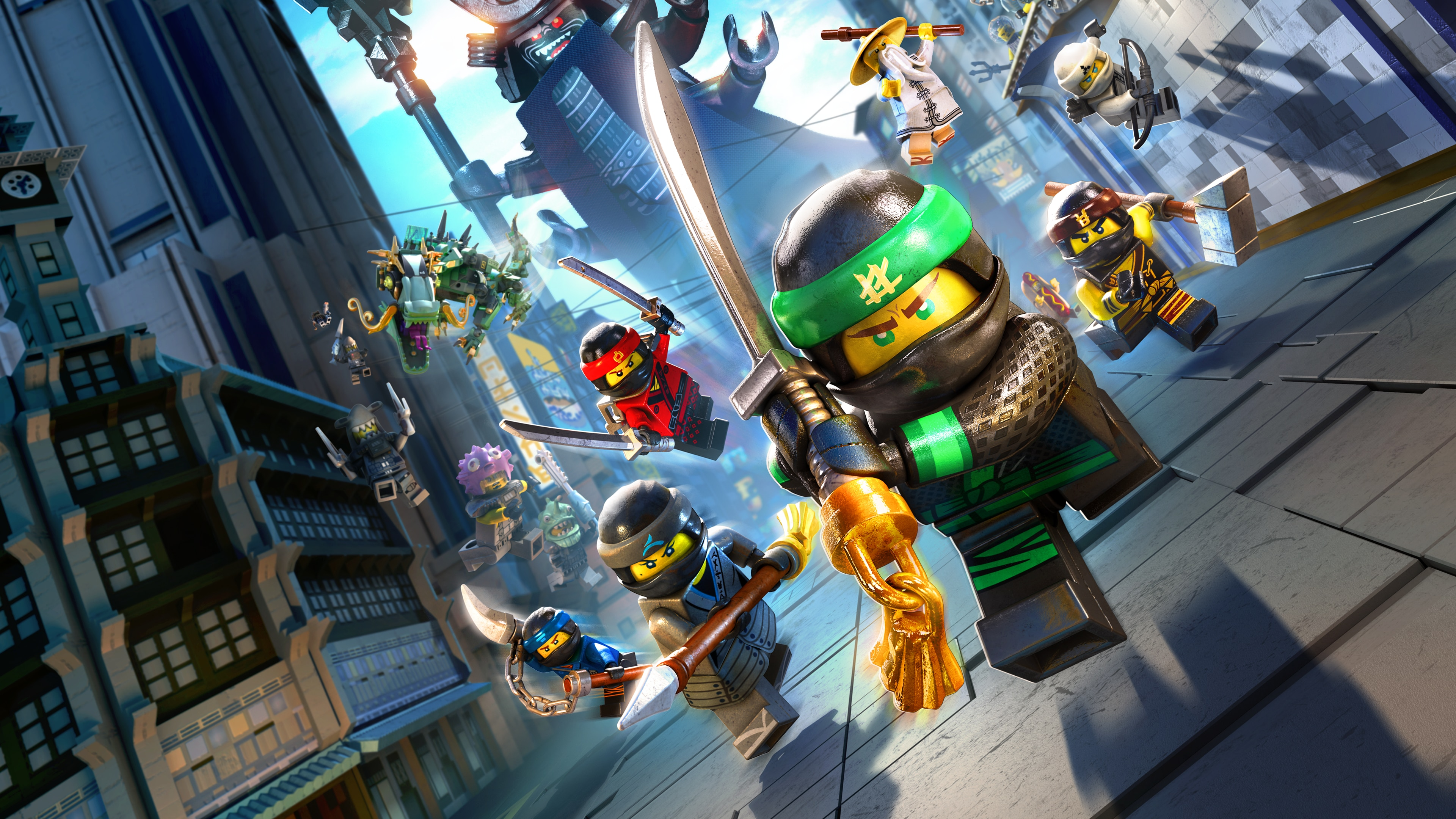 LEGO® NINJAGO® La Película: Video Game