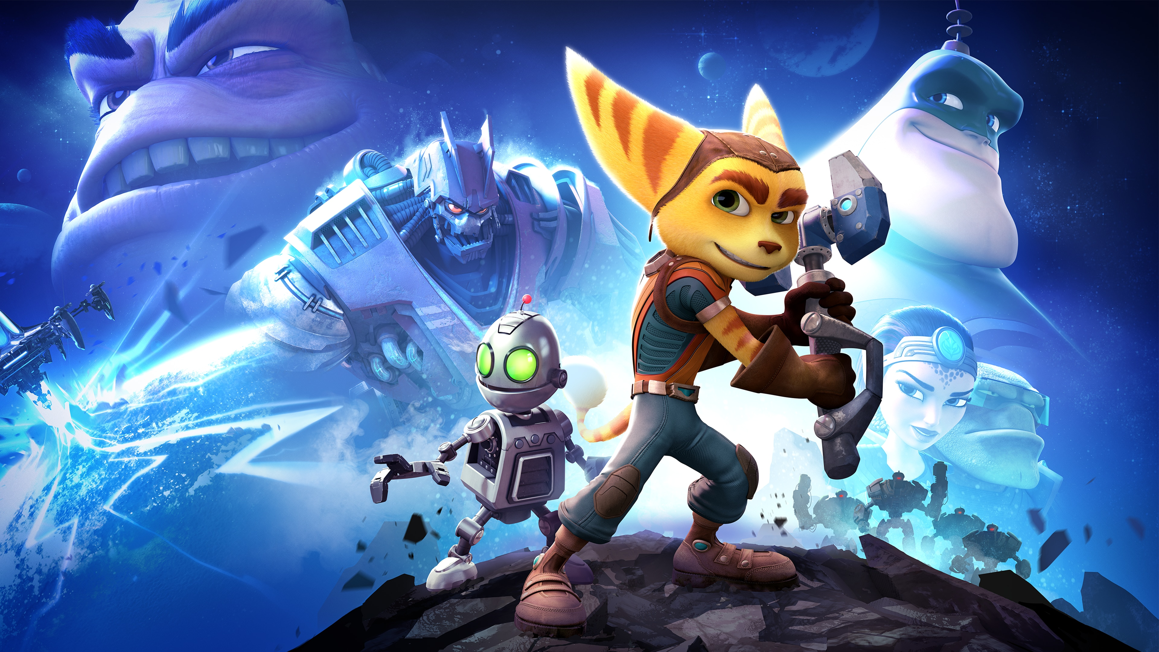 Ratchet & Clank™ PlayStation®Hits (English/Chinese/Korean Ver.)