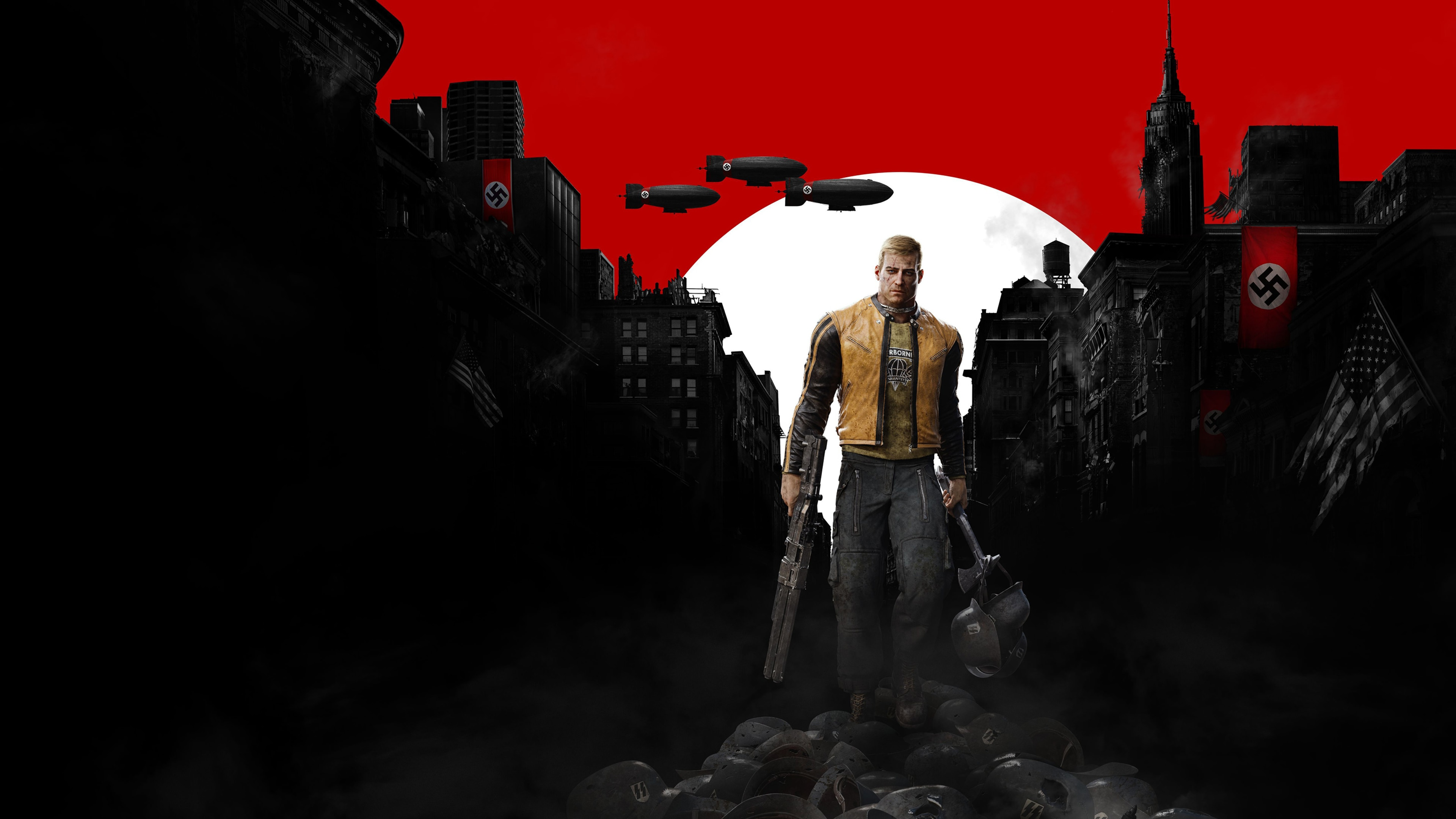 Wolfenstein® II: The New Colossus™ (English/Chinese Ver.)