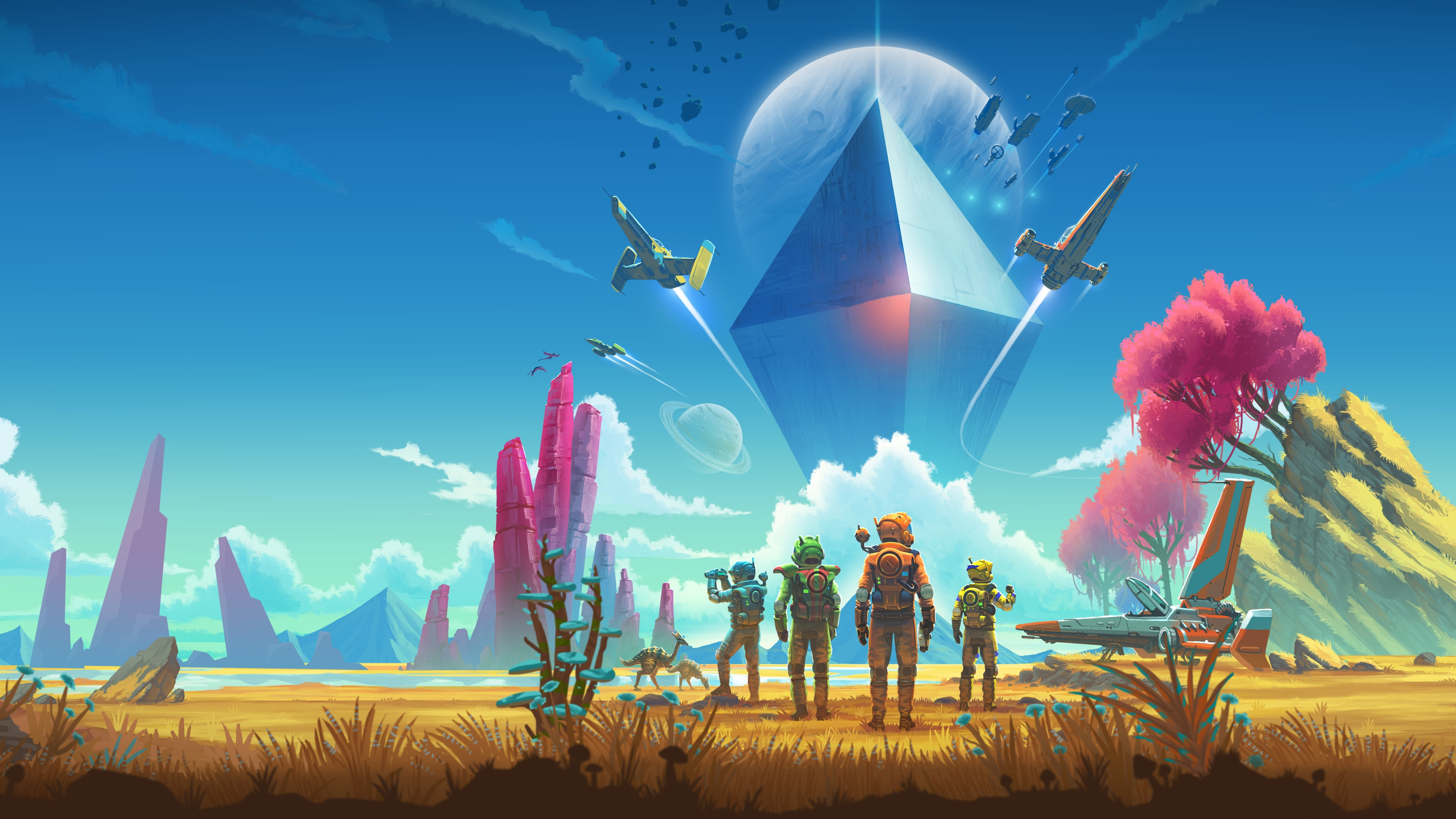 No Man's Sky PS4 & PS5