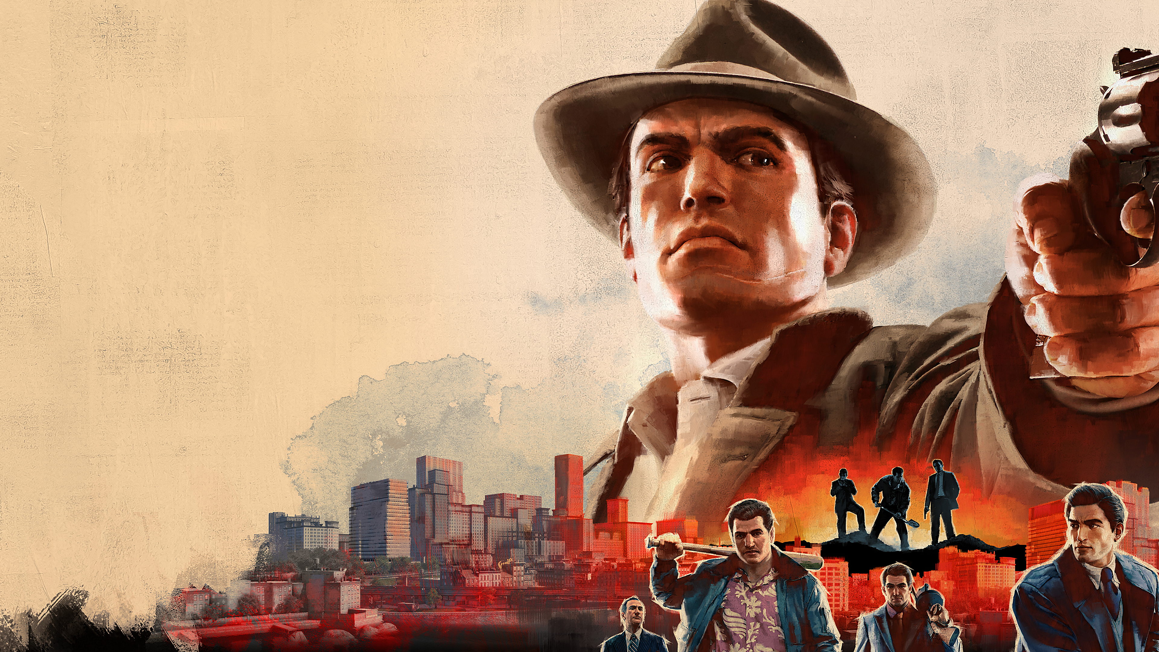 Mafia II: Definitive Edition (English/Chinese/Korean/Japanese Ver.)