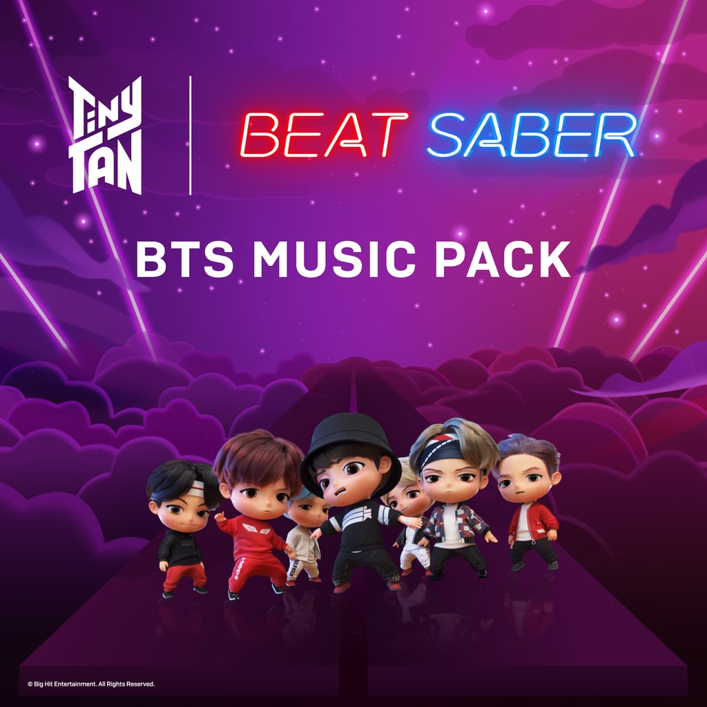 Beat Saber: BTS Music Pack