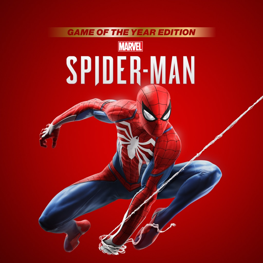 Marvel's Spider-Man : Édition Game of the Year
