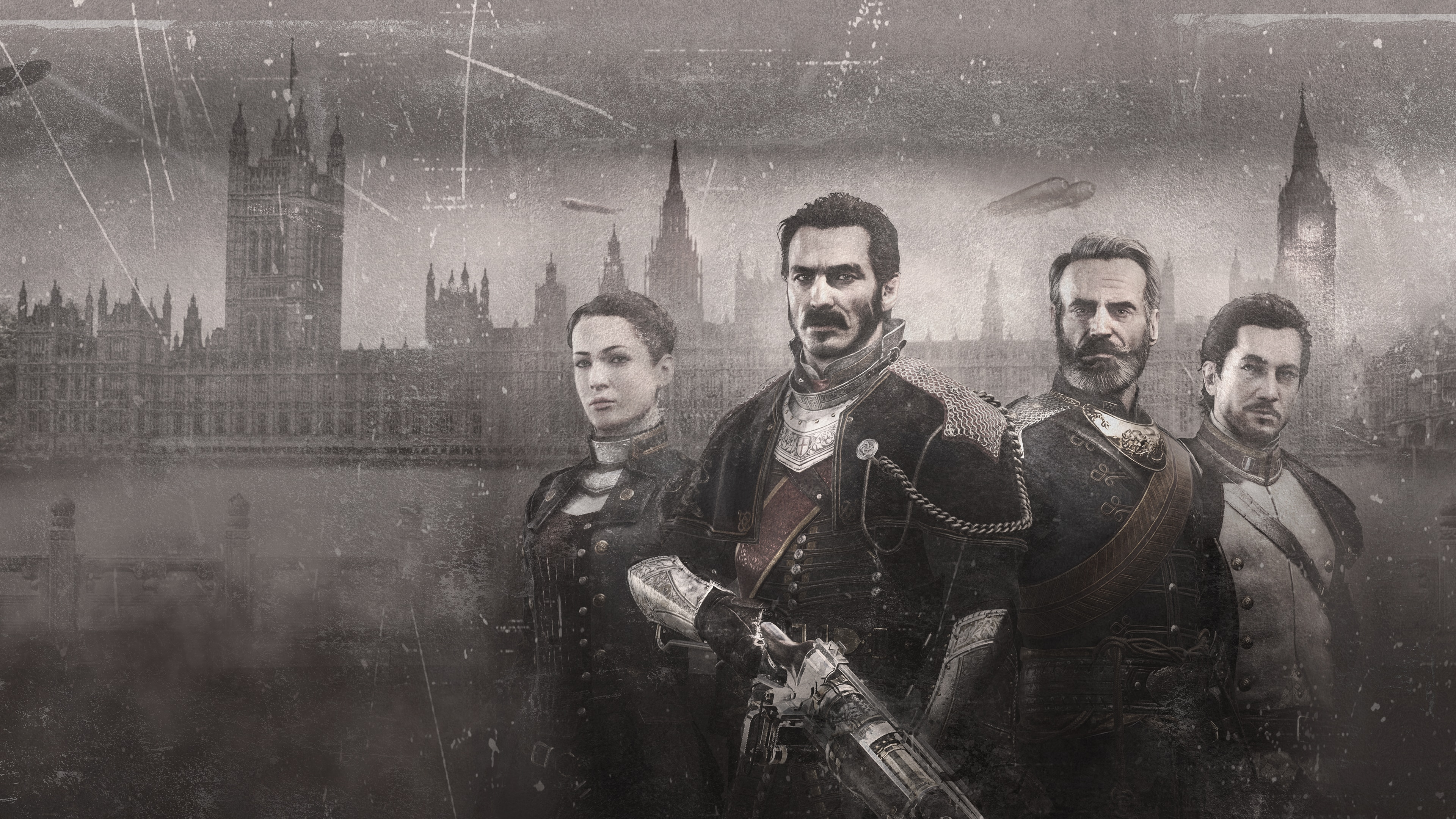 The Order: 1886™ full game (English/Chinese/Korean Ver.)