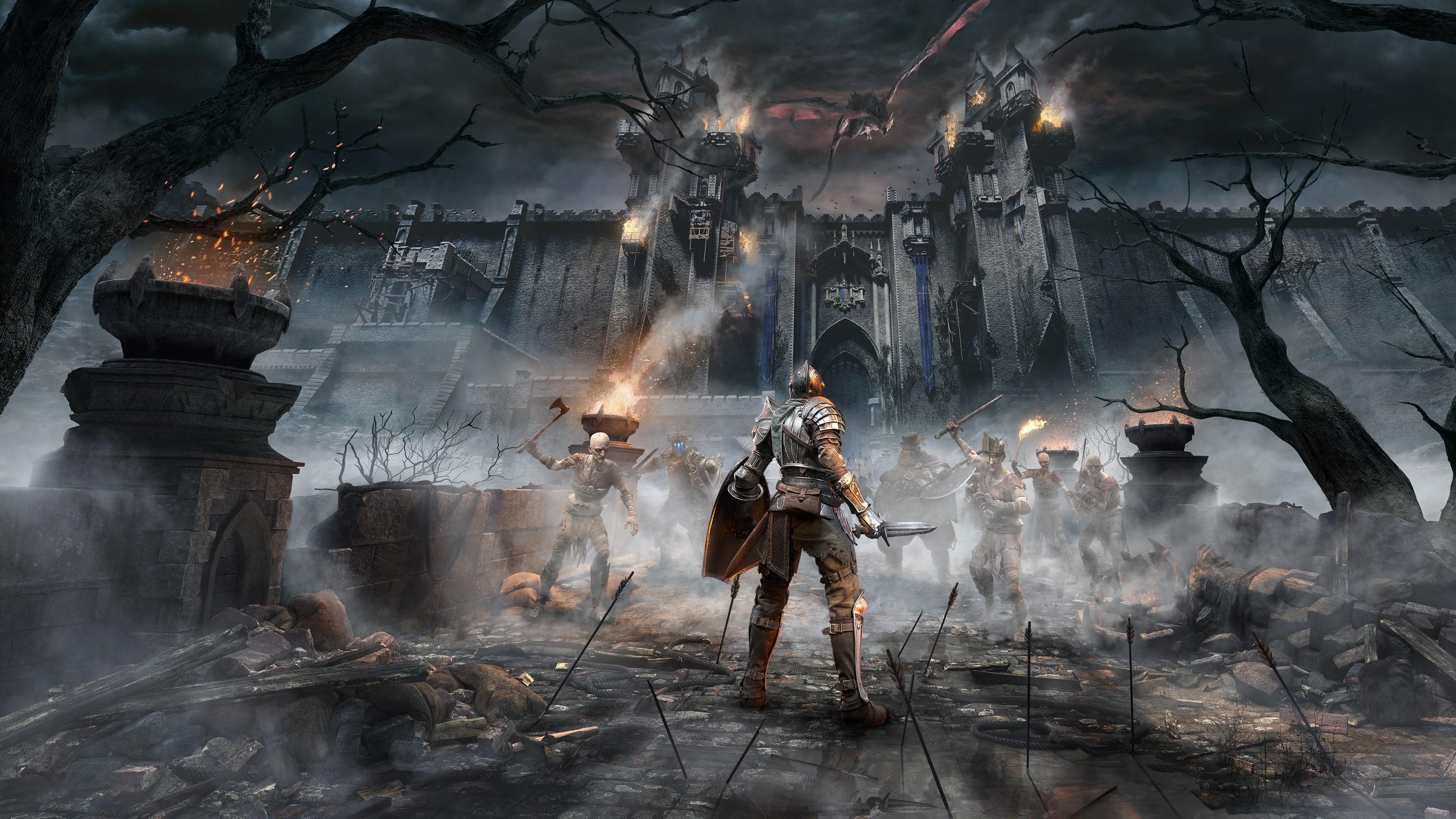 إصدار Deluxe الرقمي للعبة Demon's Souls