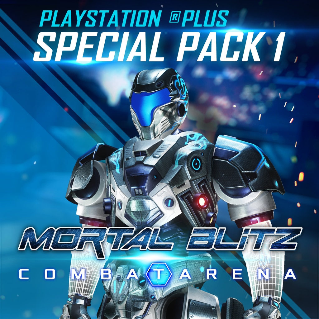 Mortal Blitz : Combat Arena -- PlayStation®Plus Special Pack 1 (English/Chinese/Korean/Japanese Ver.)