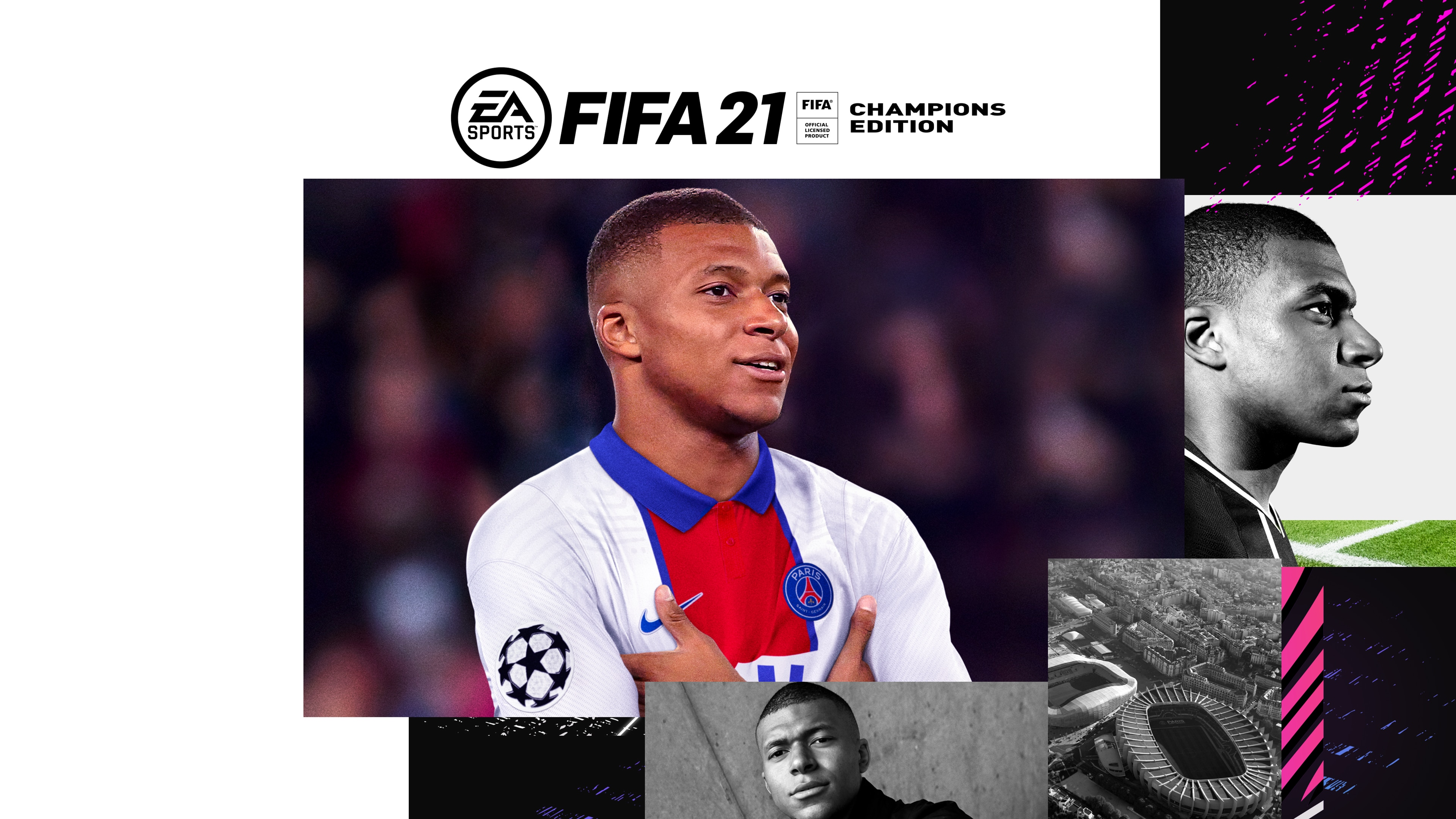 FIFA 21 Champions Edition PS4™ & PS5™